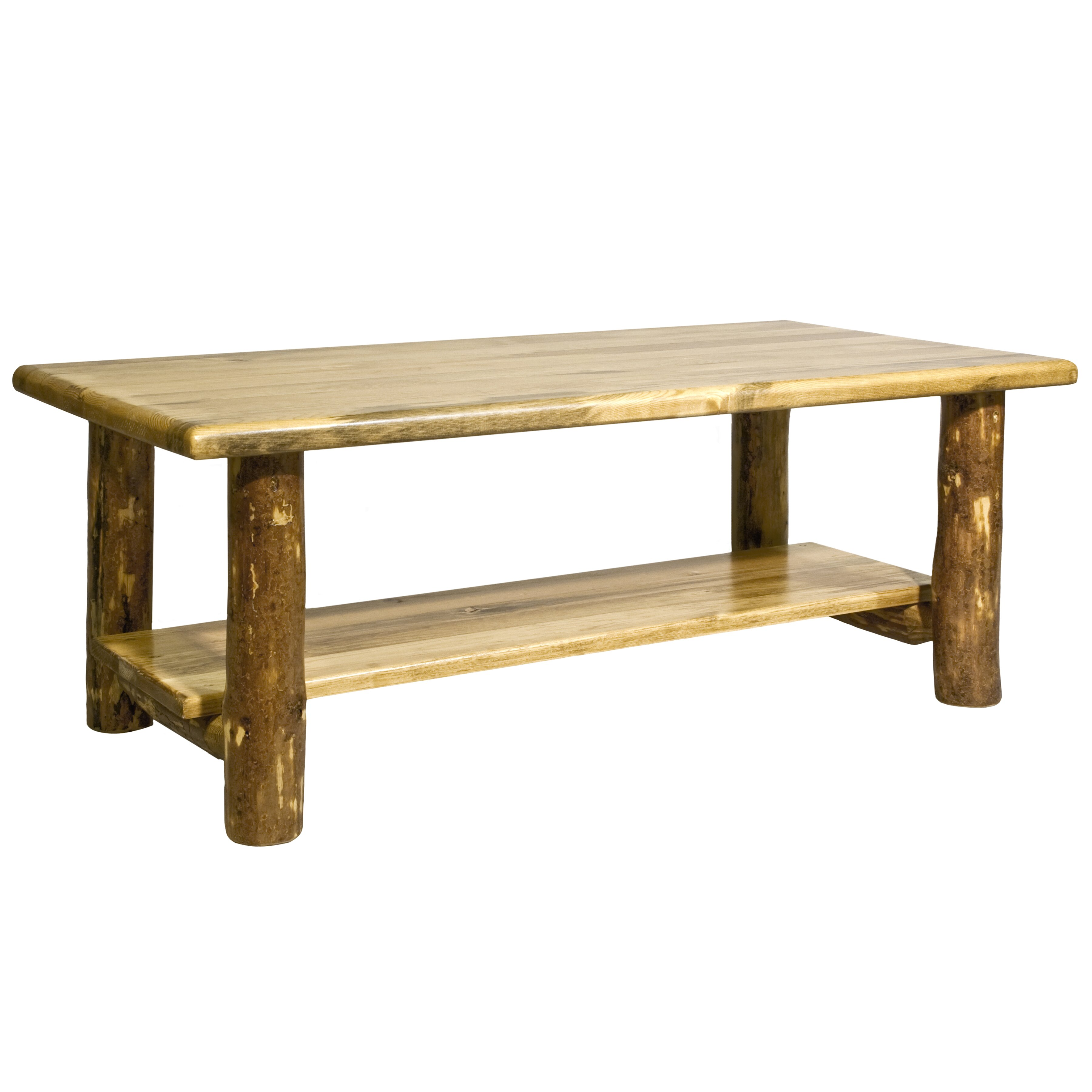 Country Coffee Tables And End Tables Montana Woodworksr Glacier Country Coffee Table Reviews Wayfair