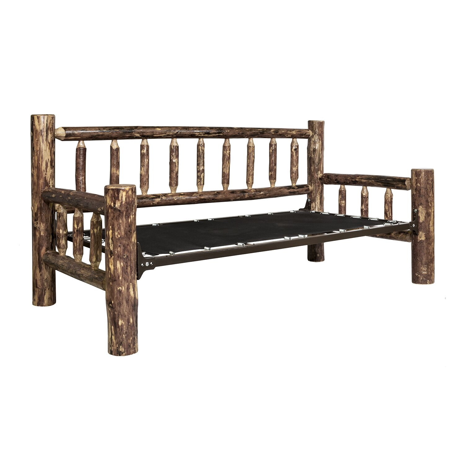 montana woodworks glacier country daybed frame