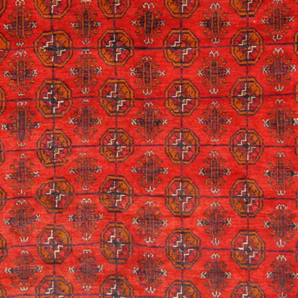 Herat Oriental Balouchi Red Ivory Indoor Outdoor Area Rug