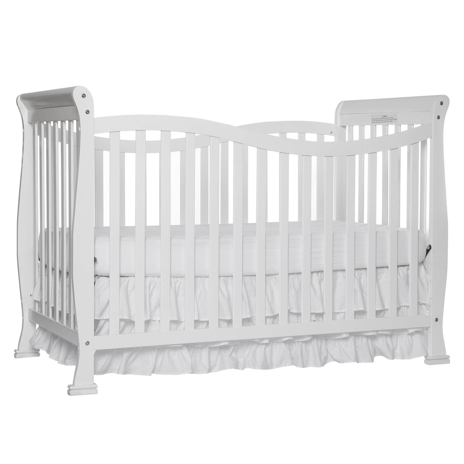 Dream On Me Violet 7 In 1 Convertible Crib Amp Reviews Wayfair