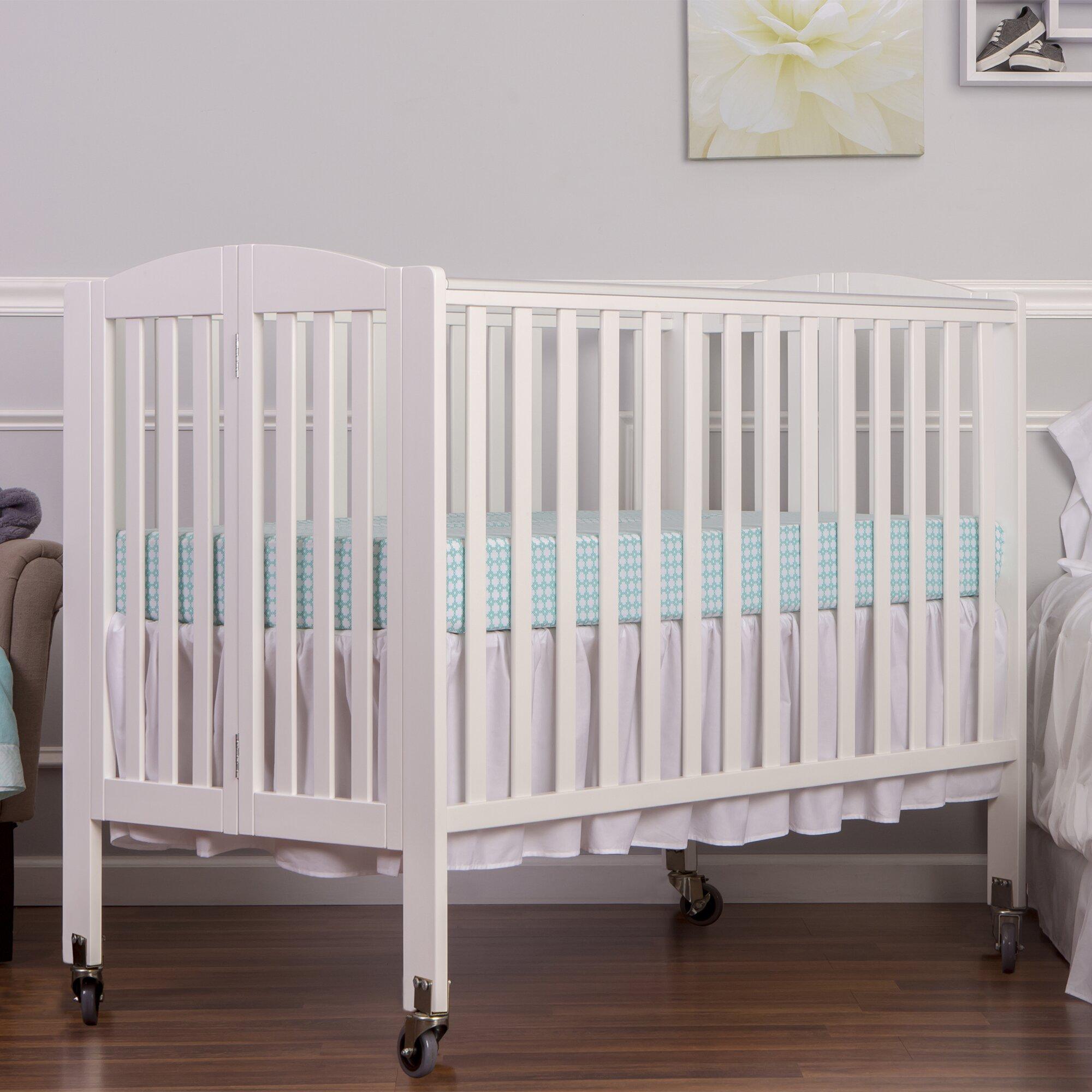 Emma iron crib for sale - Folding Crib