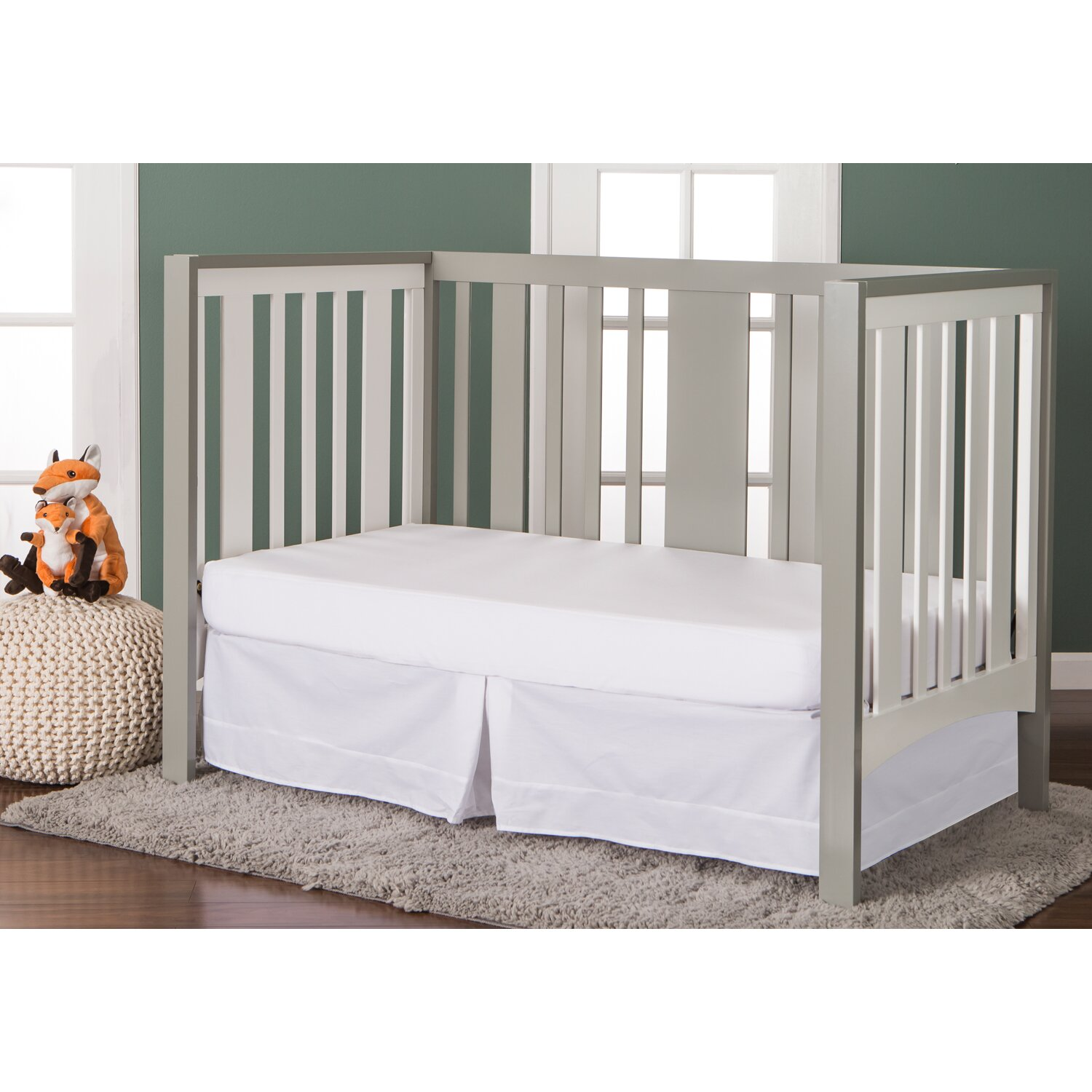 Used crib for sale edmonton - Dream On Me Havana 5 In 1 Convertible Crib