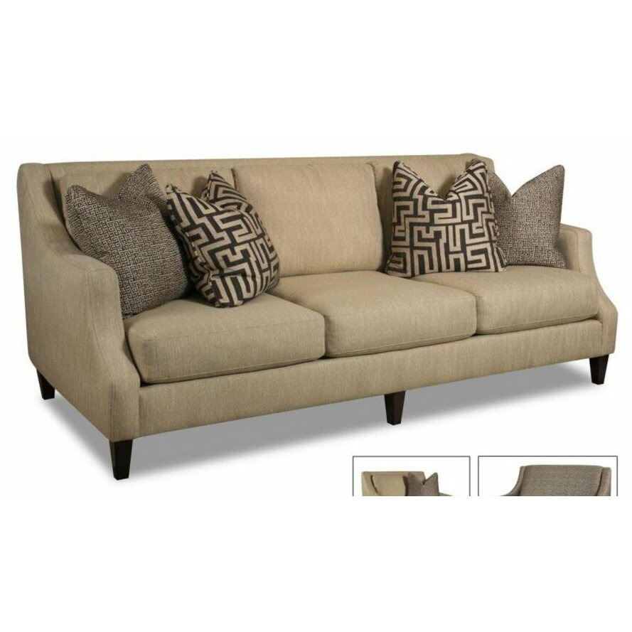 bauhaus swansboro extra long sofa reviews wayfair With extra long sofa bed