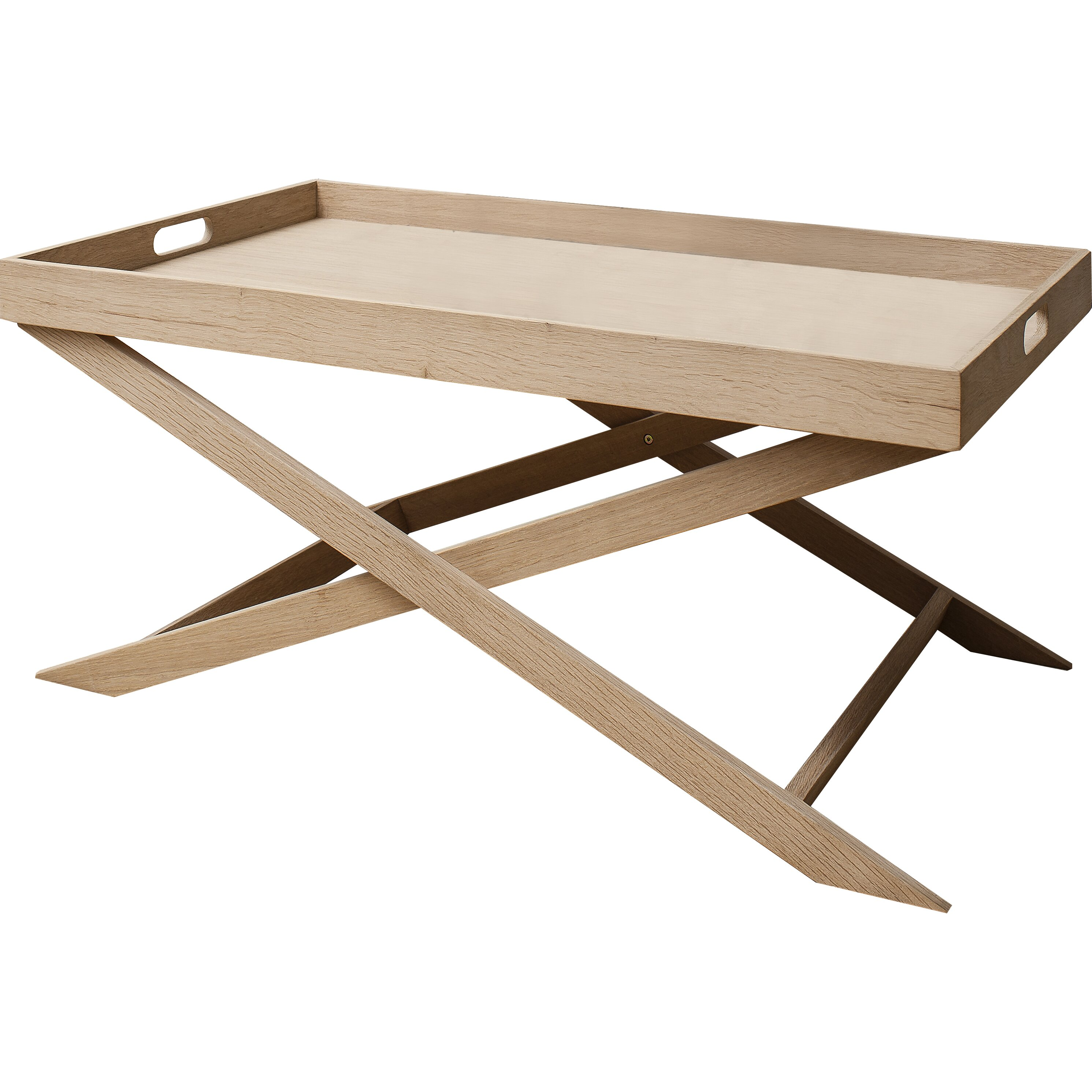 Gallery Dalton Butlers Coffee Table With Tray Top