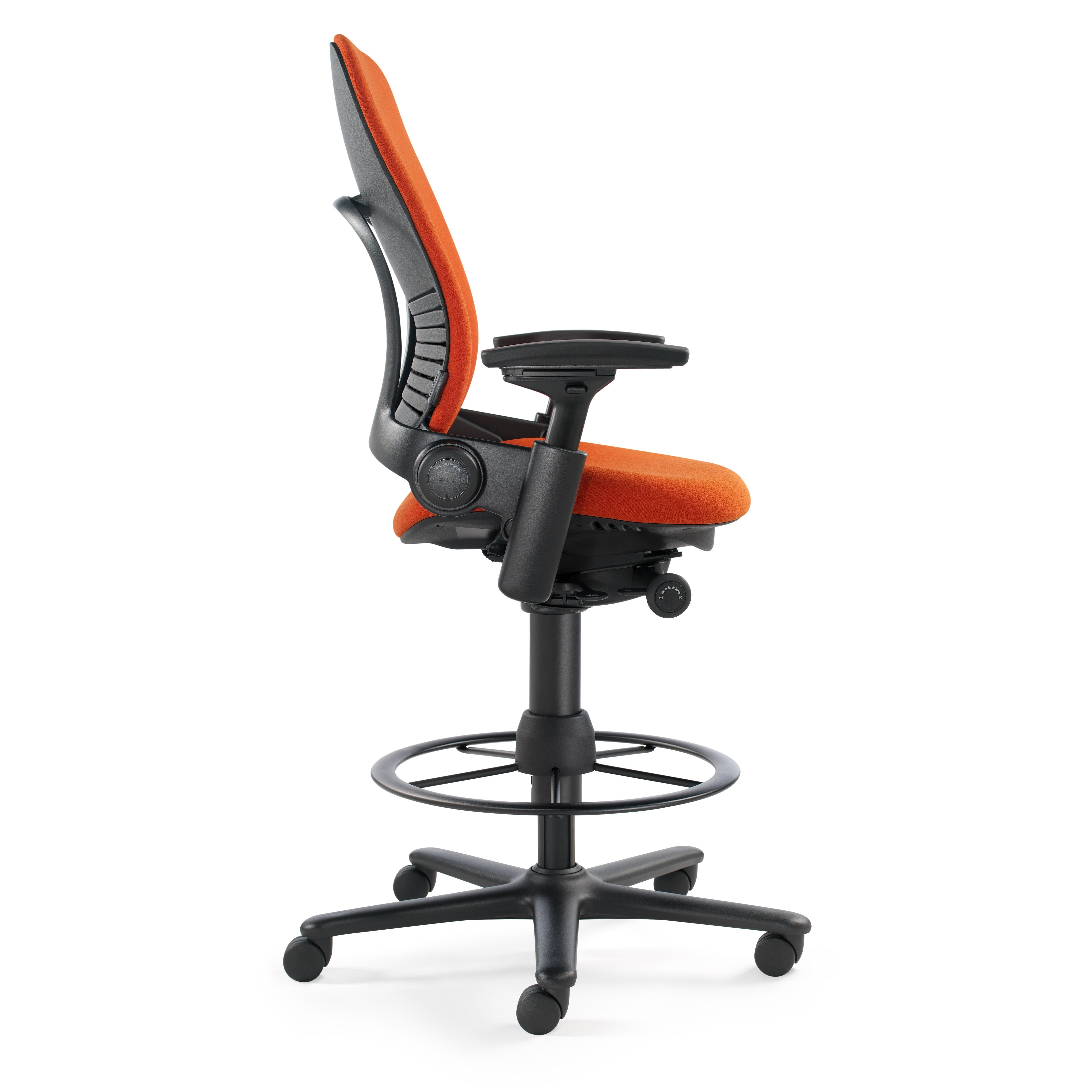 Steelcase Leap 174 High Back Drafting Chair Amp Reviews Wayfair