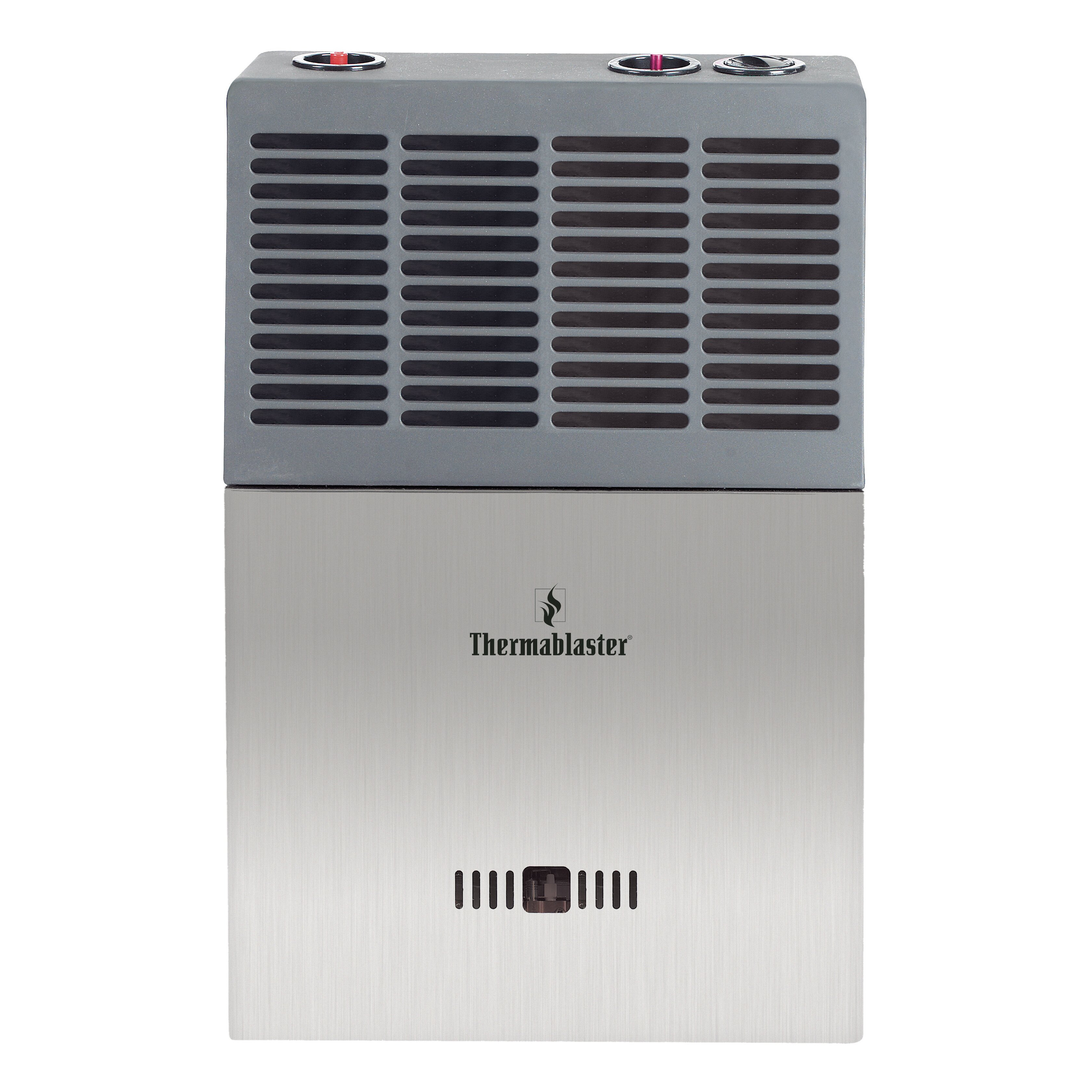 Thermablaster 10 000 btu propane vent free convection wall for Natural gas heating options