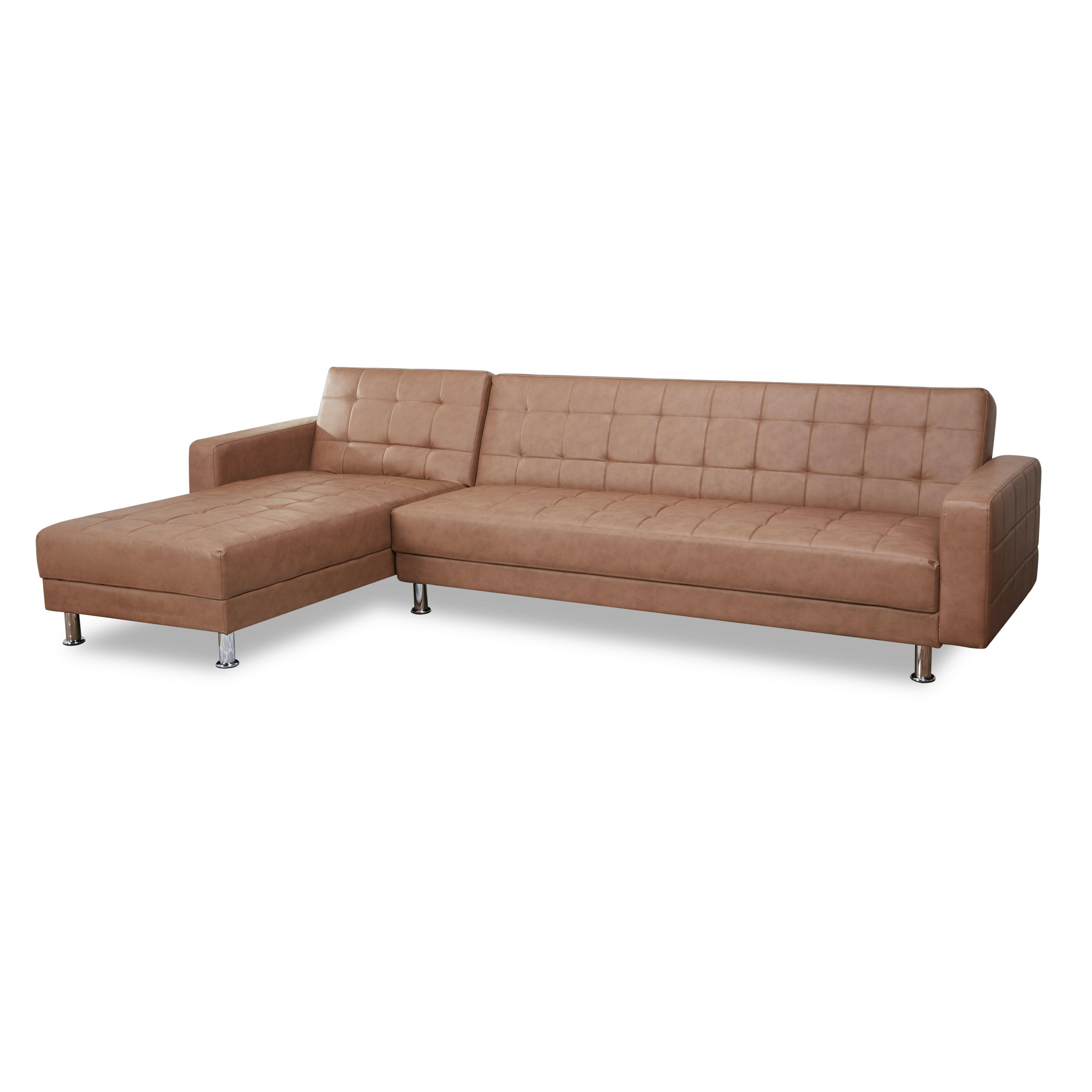 Leader Lifestyle Spencer Reversible Chaise Corner Sofa
