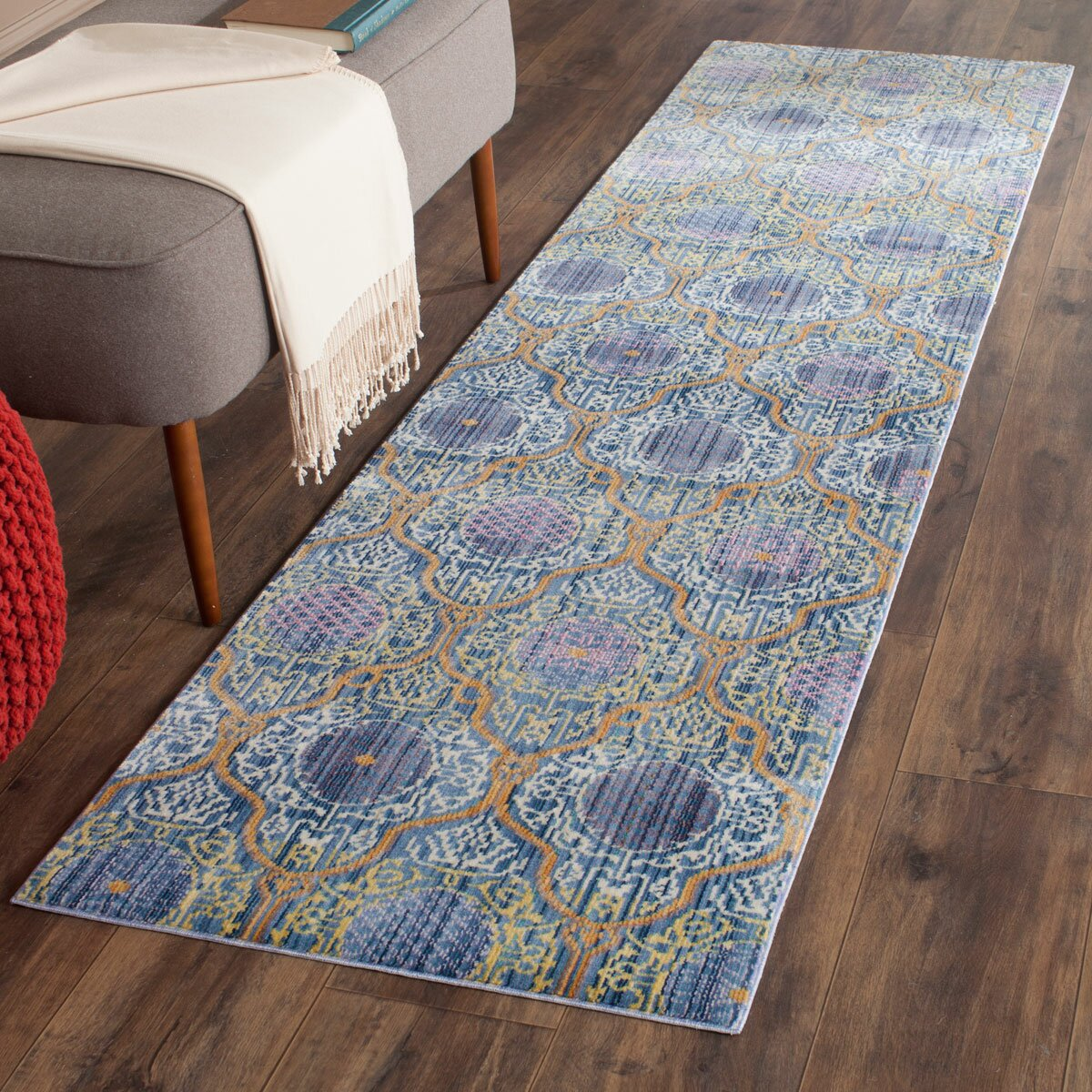 Safavieh Lavander Gold Area Rug Amp Reviews Wayfair Co Uk