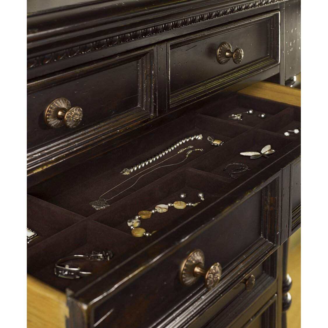 Kingstown Bedroom Furniture Tommy Bahama Home Kingstown Stony Point Chest Reviews Wayfair