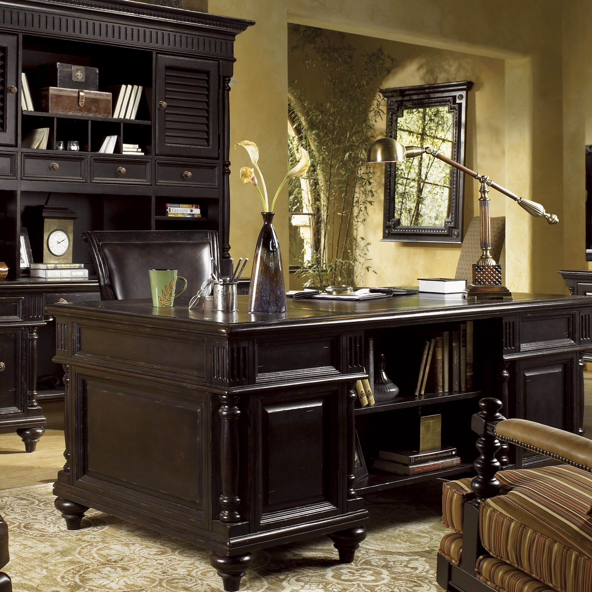 Kingstown Bedroom Furniture Tommy Bahama Home Kingstown Admiralty Executive Desk Reviews
