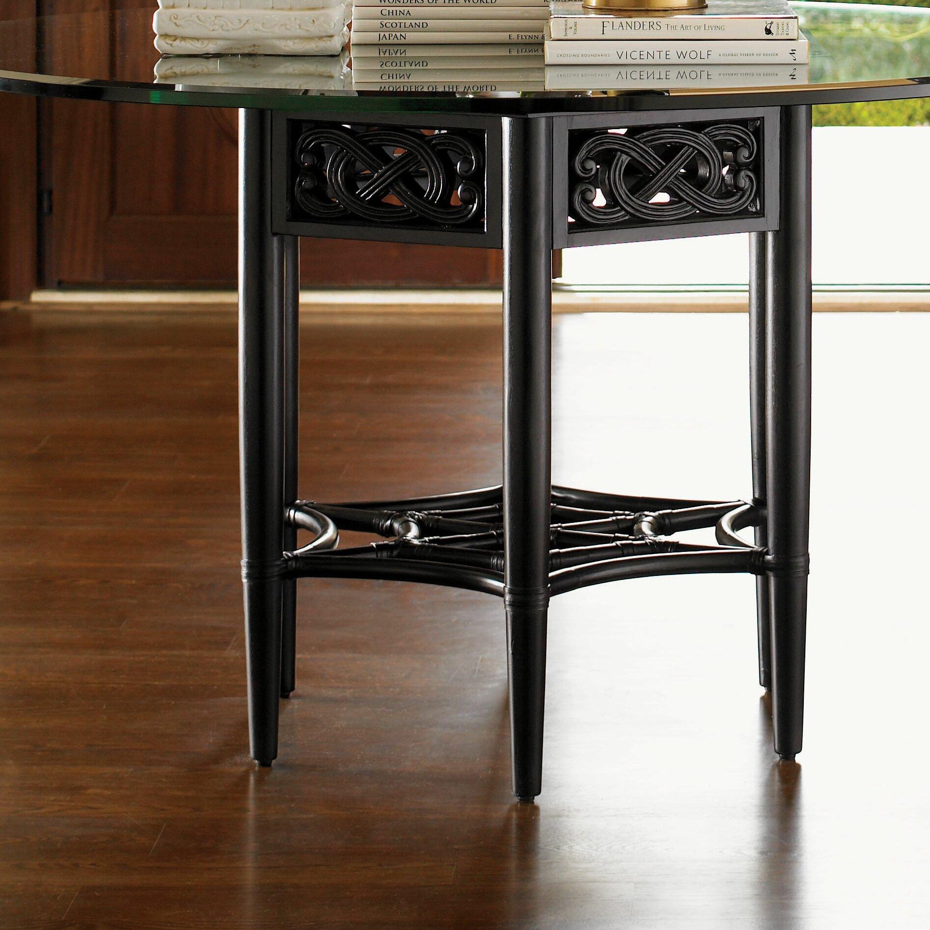 Tommy Bahama Kitchen Table Tommy Bahama Home Royal Kahala Dining Table Reviews Wayfair