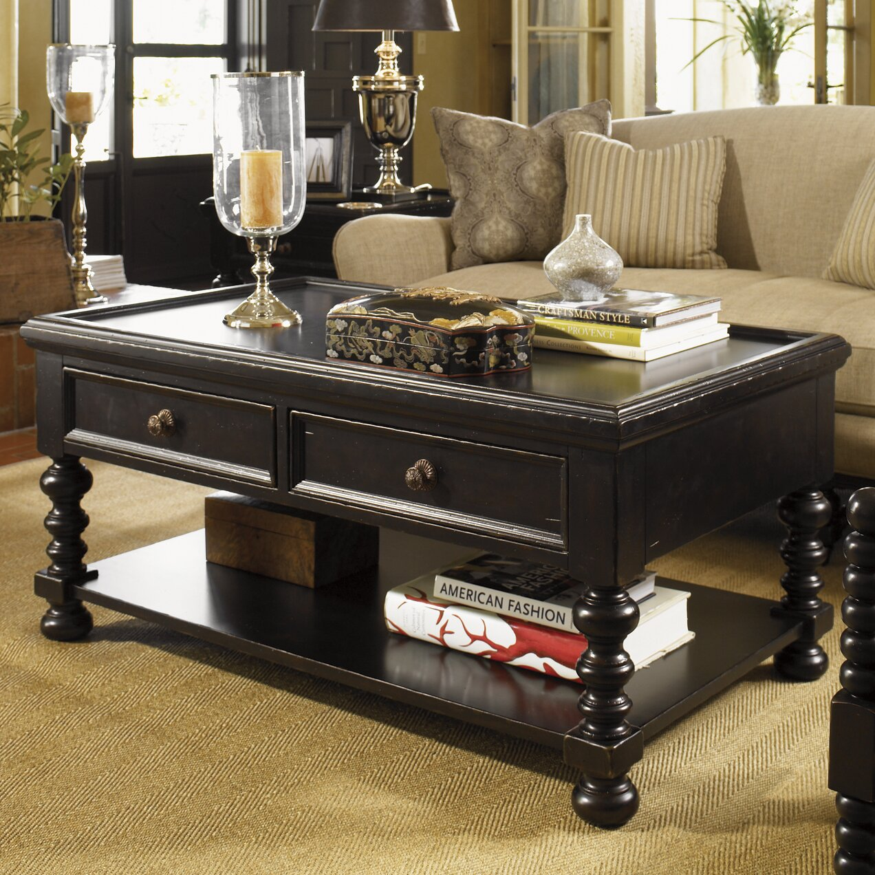 Tommy Bahama Kitchen Table Tommy Bahama Home Kingstown Coffee Table Reviews Wayfair