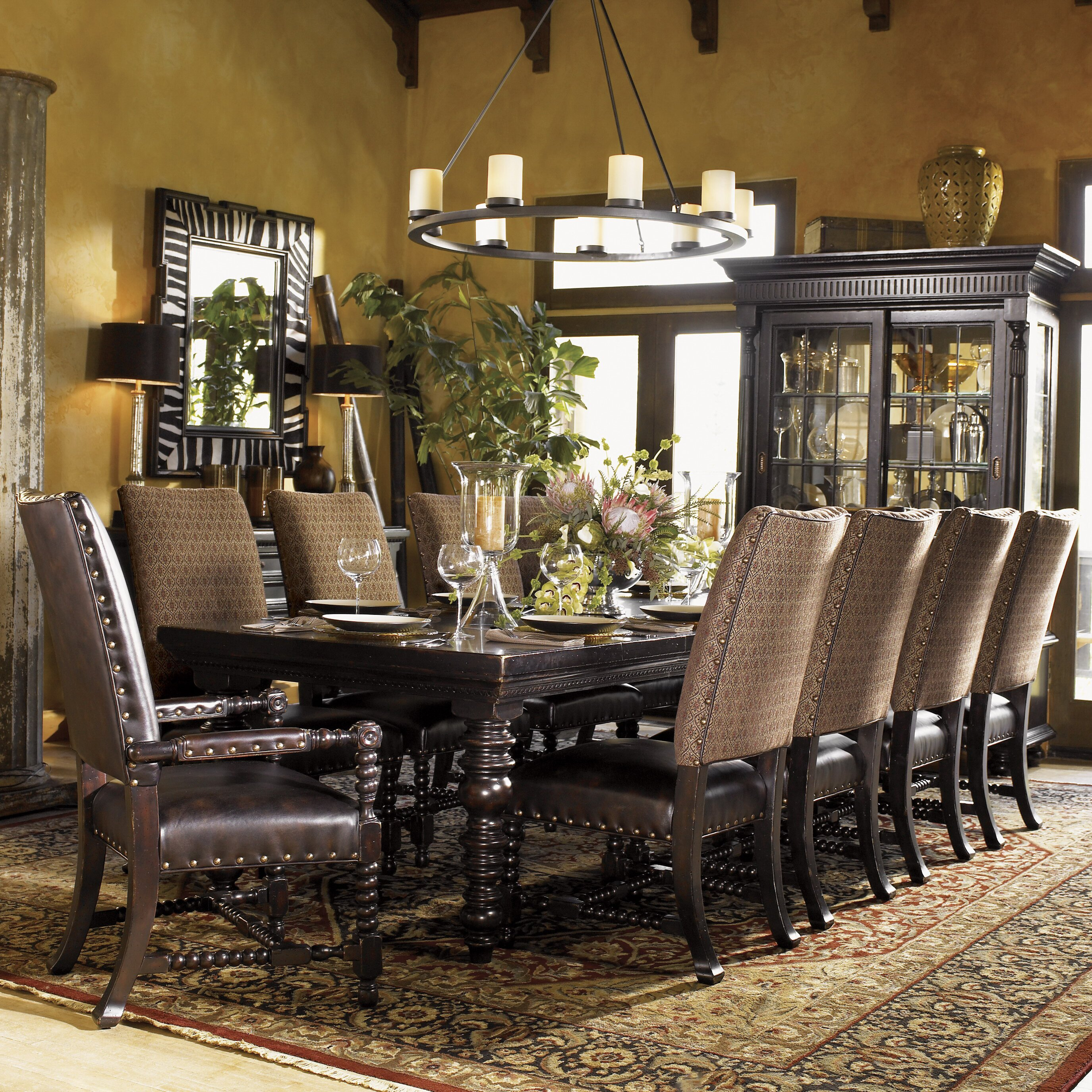 Kingstown Bedroom Furniture Tommy Bahama Home Kingstown Extendable Dining Table Reviews