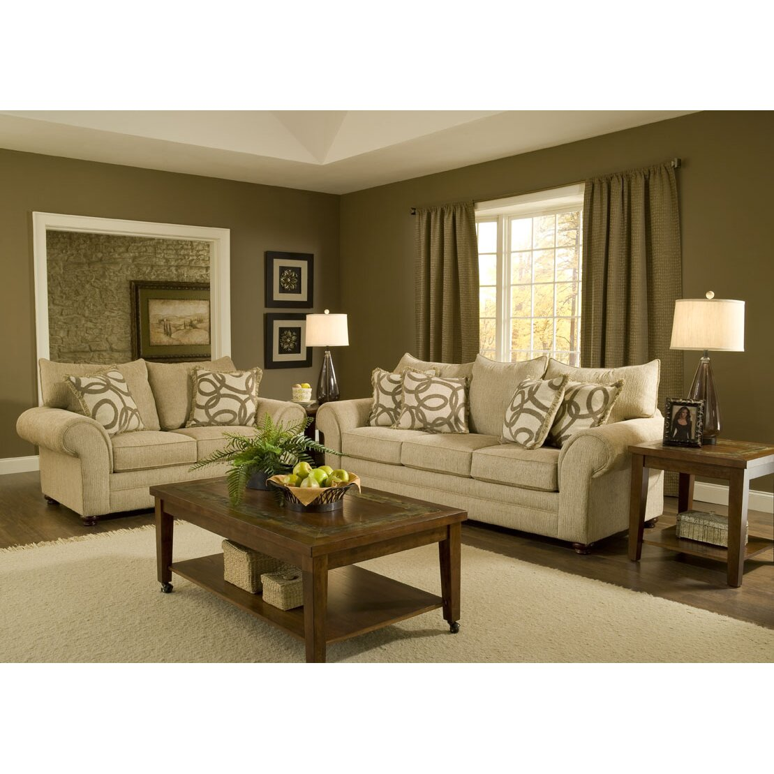 Living Room Collection Furniture Chelsea Home Astrid Living Room Collection Reviews Wayfair