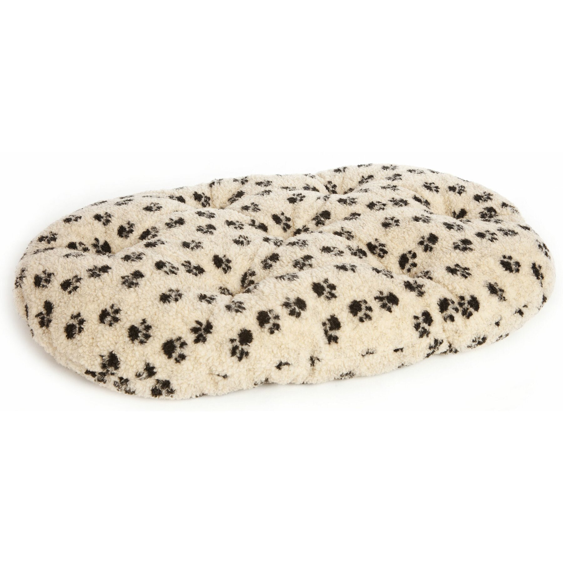P Amp L Superior Pet Beds Machine Washable Oval Sherpa