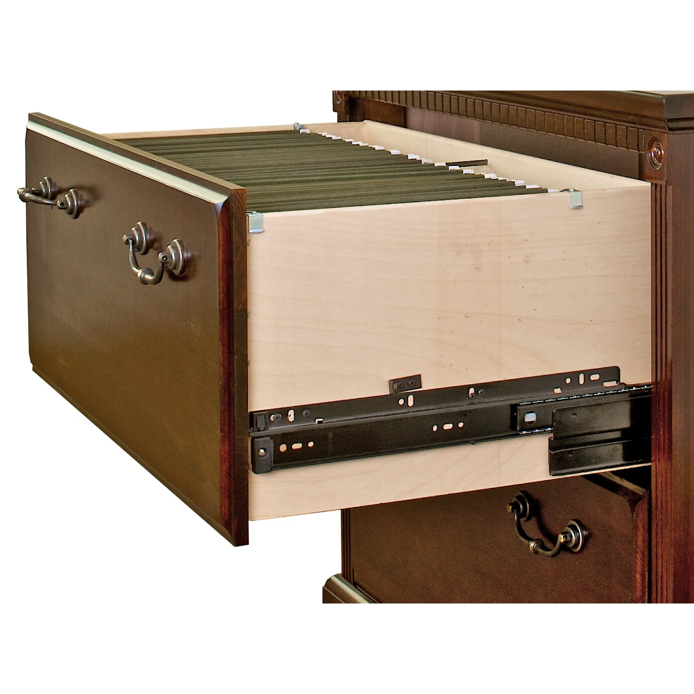 Lorell Lateral File Cabinet Kathy Ireland Home By Martin Furniture Huntington Club 4 Drawer