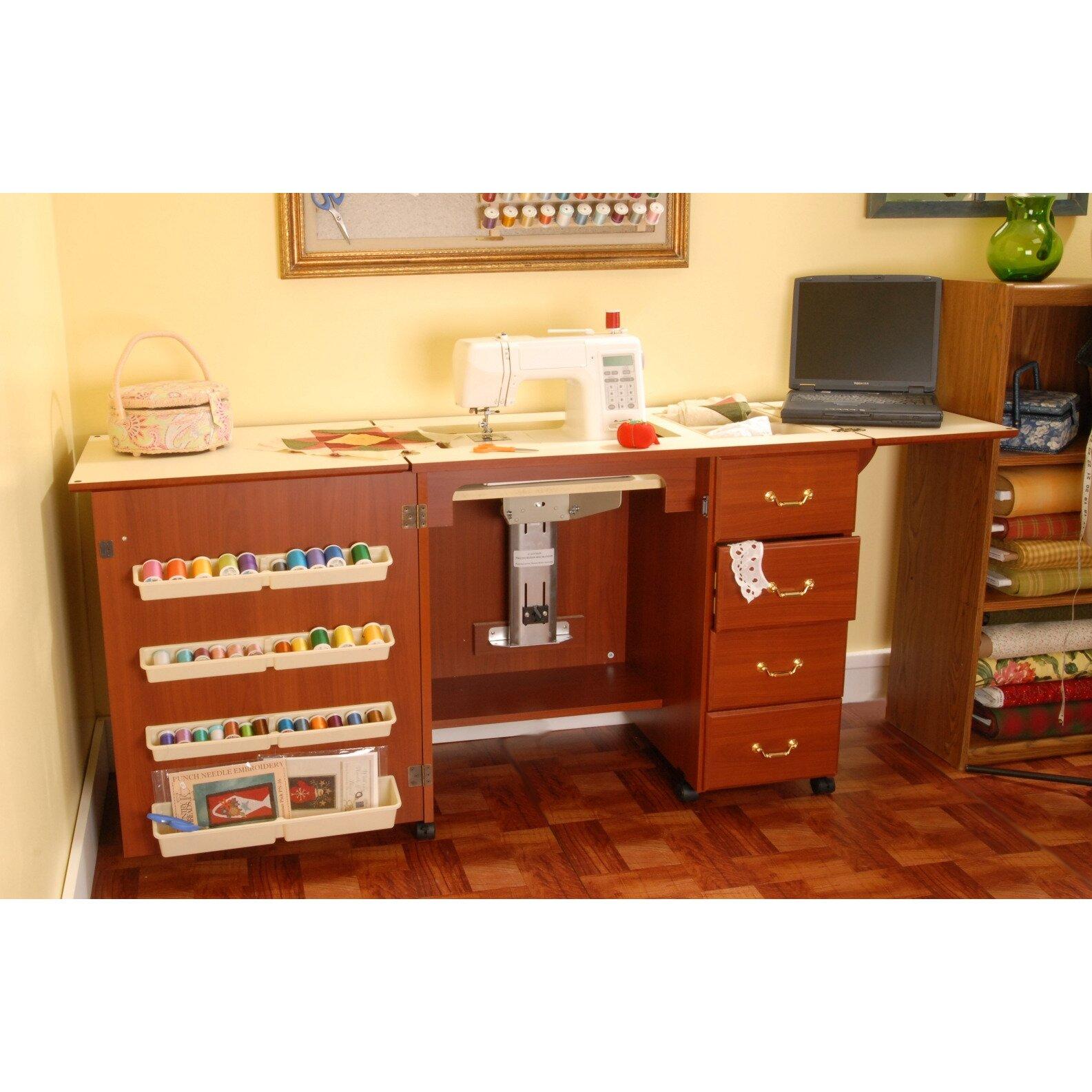 Arrow Bertha Sewing Cabinet   MF Cabinets
