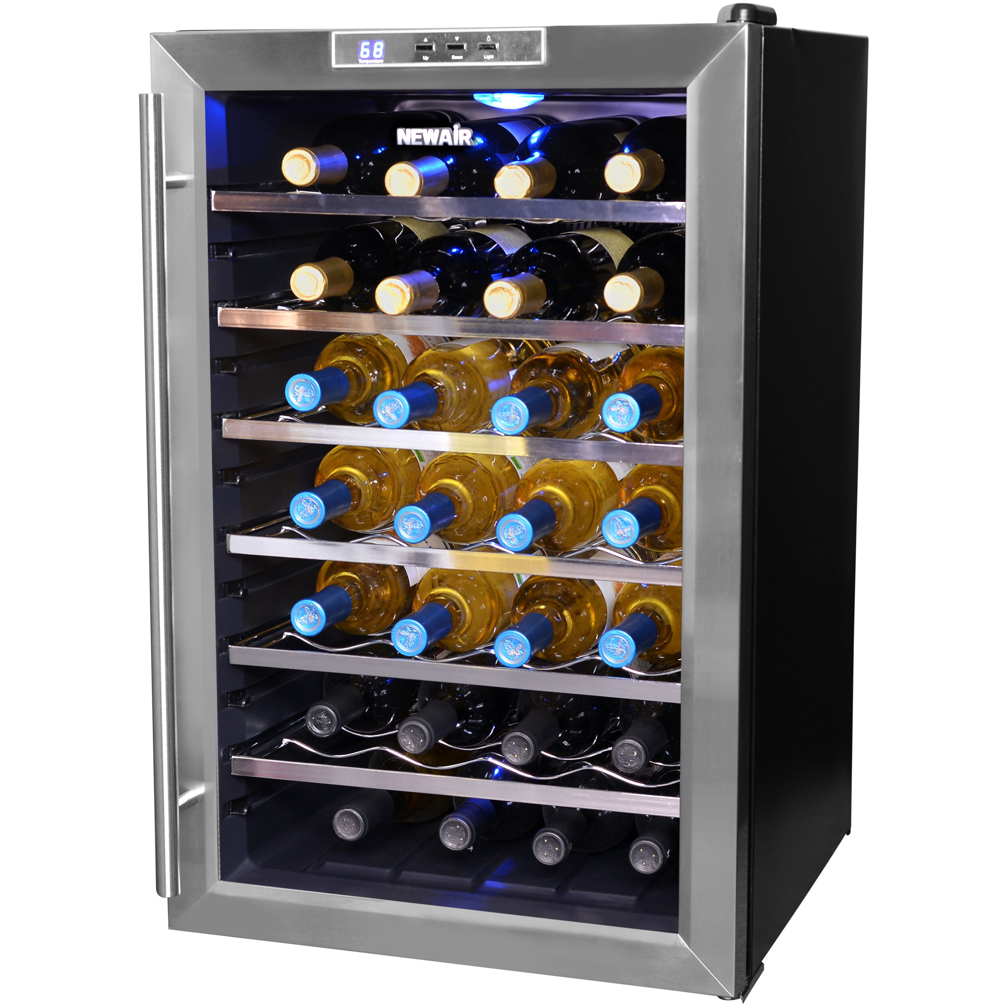Cabinet With Wine Cooler