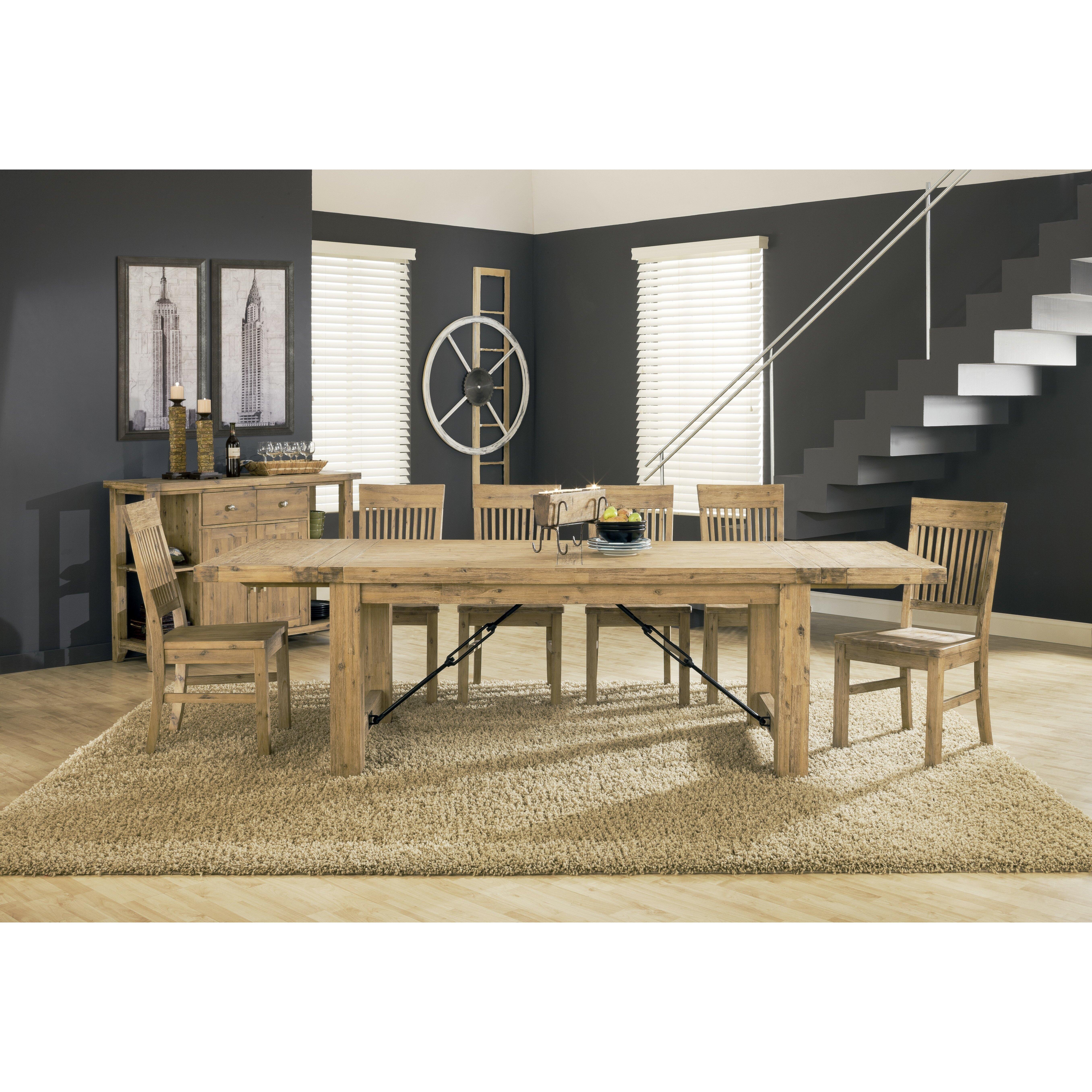Modus Autumn Extendable Dining Table Amp Reviews Wayfair