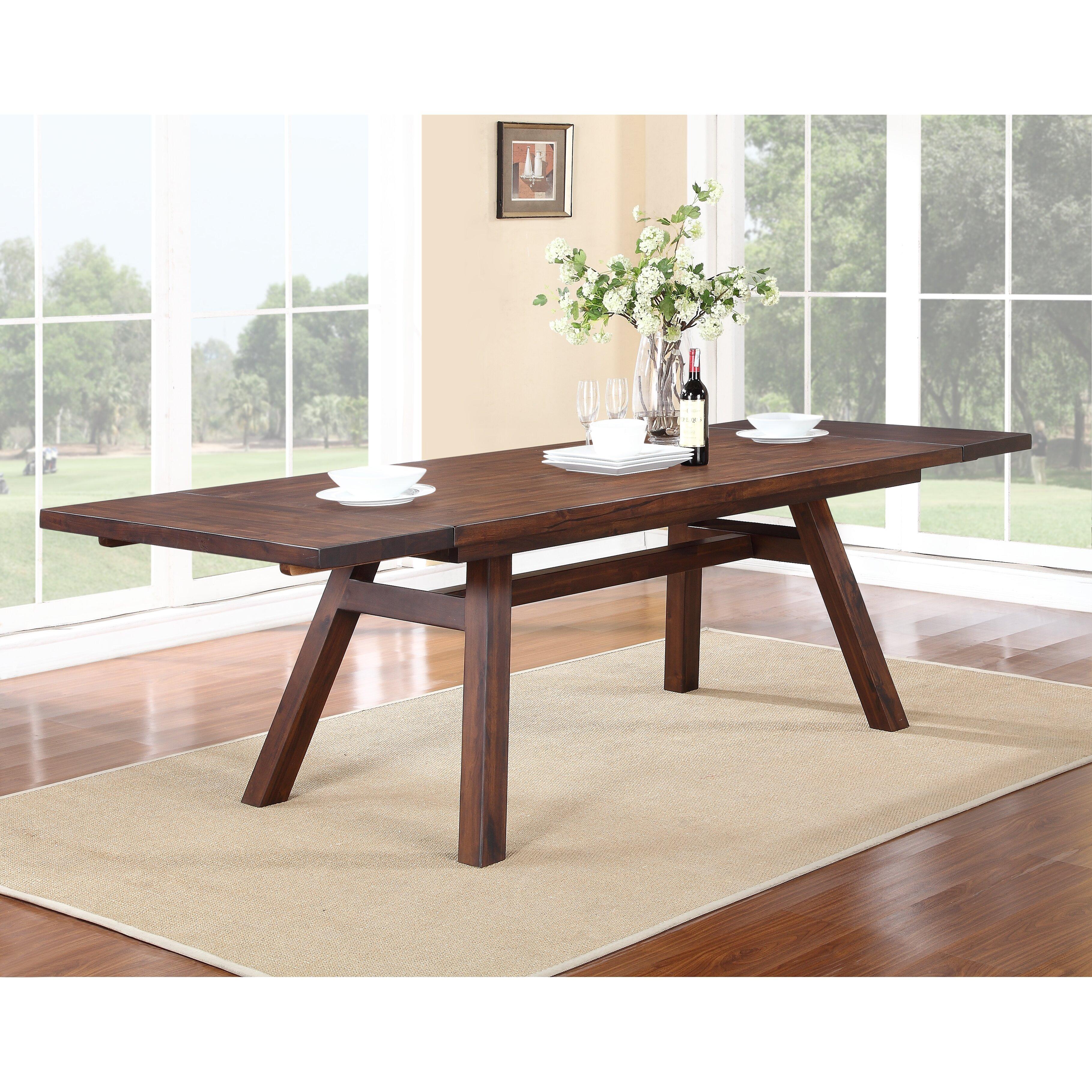 Modus Portland Extendable Dining Table & Reviews