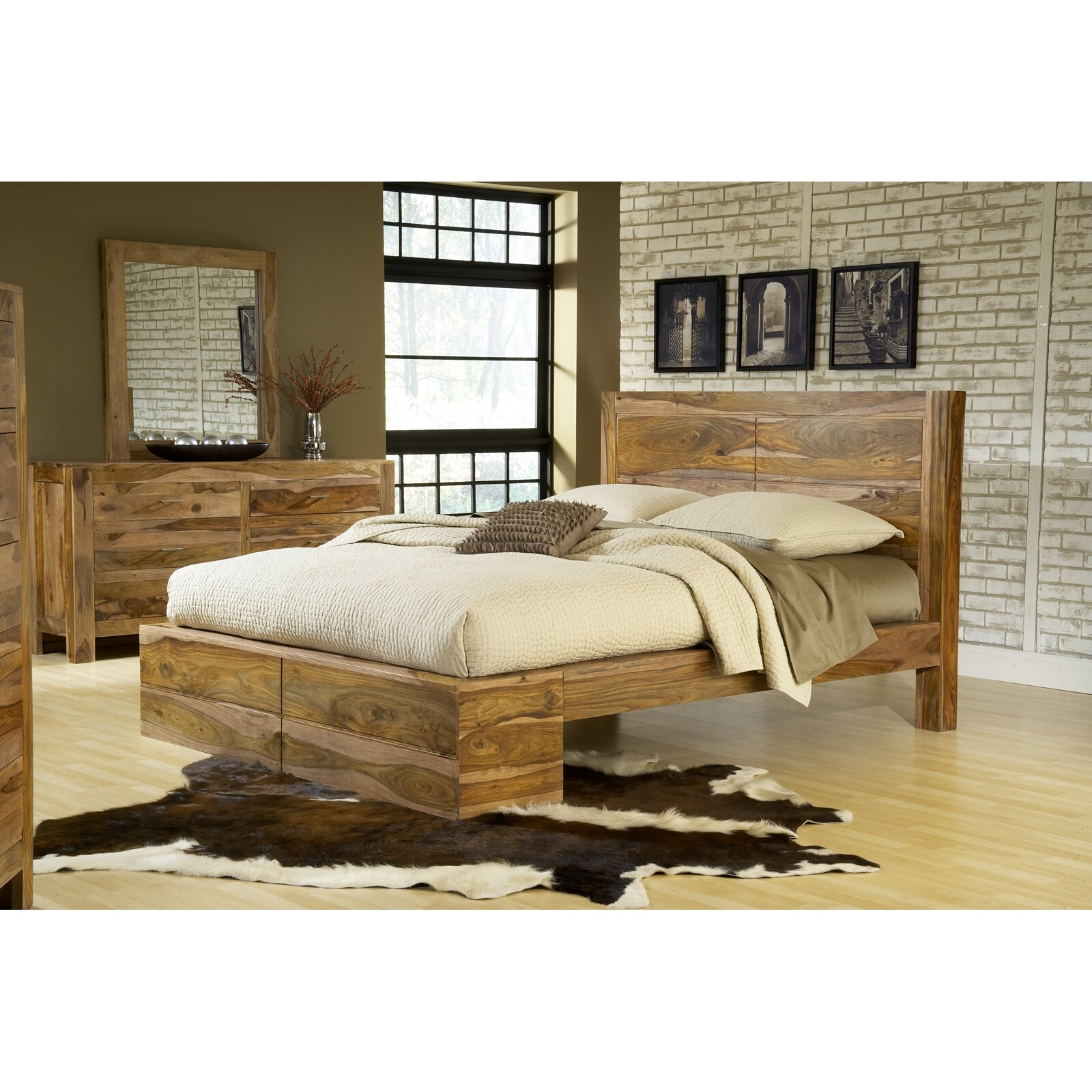 Scratch And Dent Bedroom Furniture Modus Atria Platform Bed Reviews Wayfair