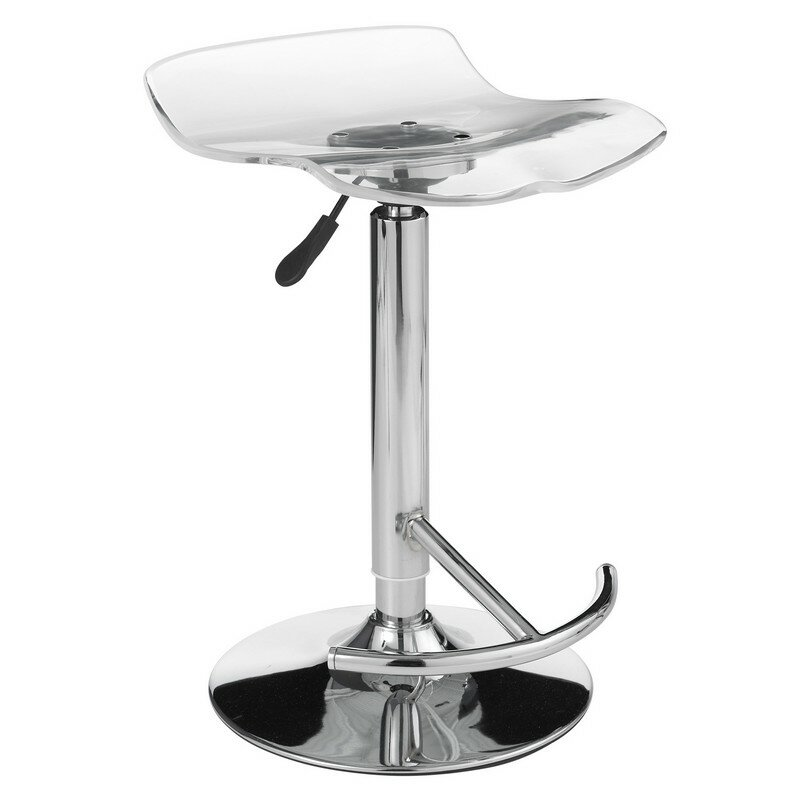Urban Unity California Adjustable Height Swivel Bar Stool