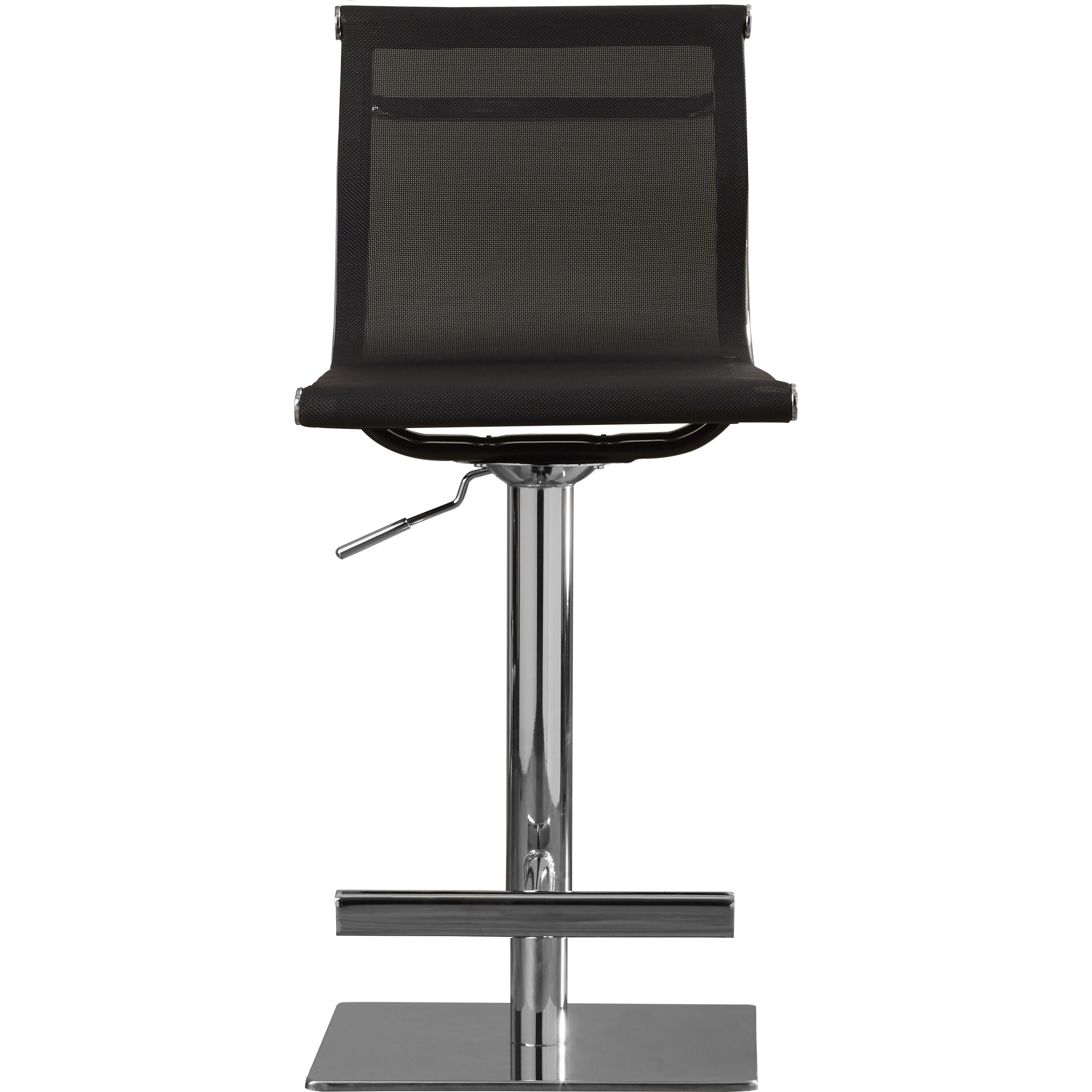 Urban Unity Travis Adjustable Height Bar Stool Amp Reviews
