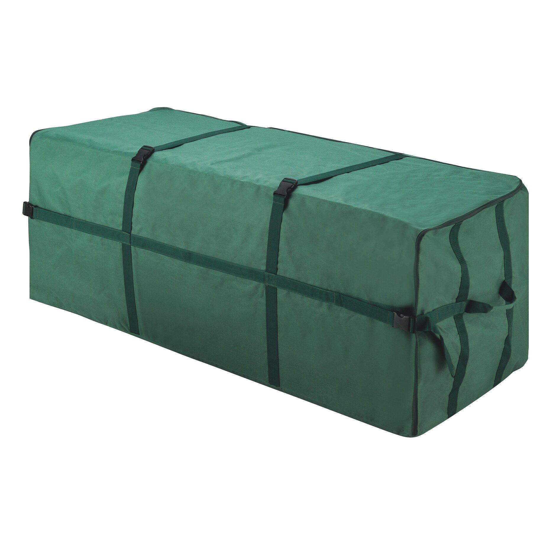Storage bags for christmas trees - Elf Stor Heavy Duty Canvas Christmas Tree Storage Bag