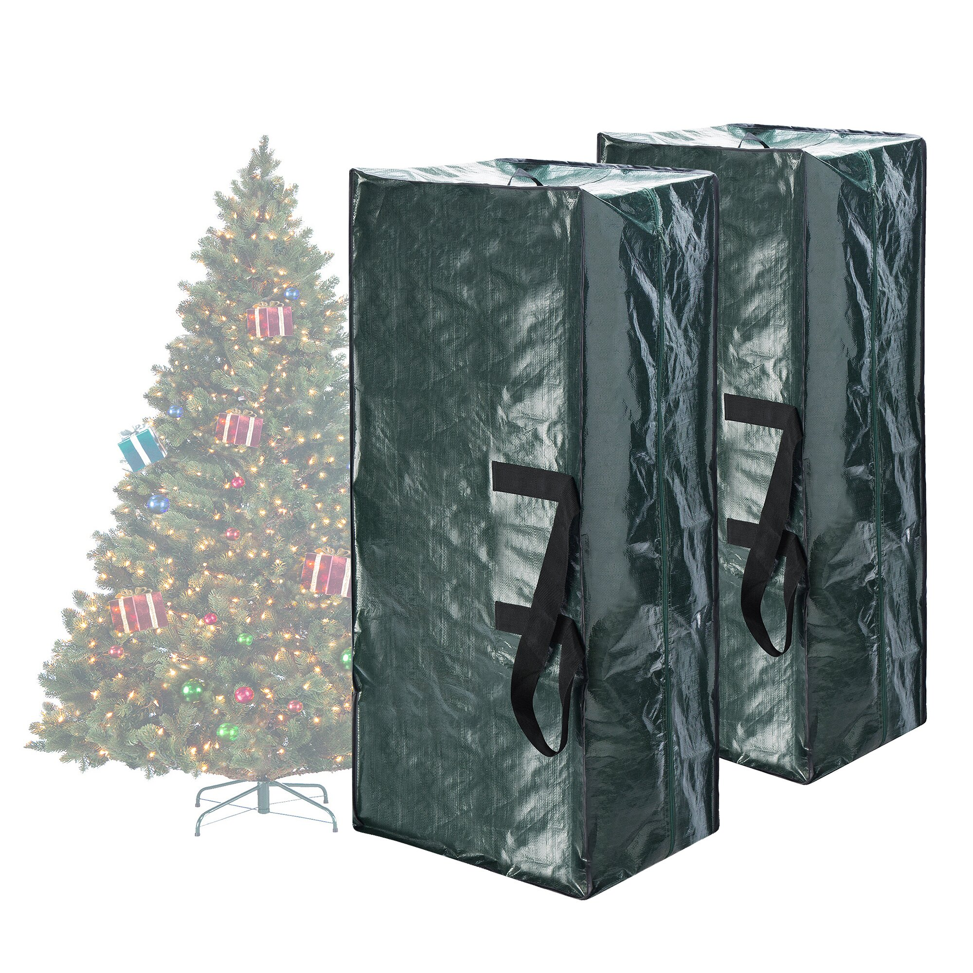 Storage bags for christmas trees - Elf Stor Premium Christmas Tree Storage Bag