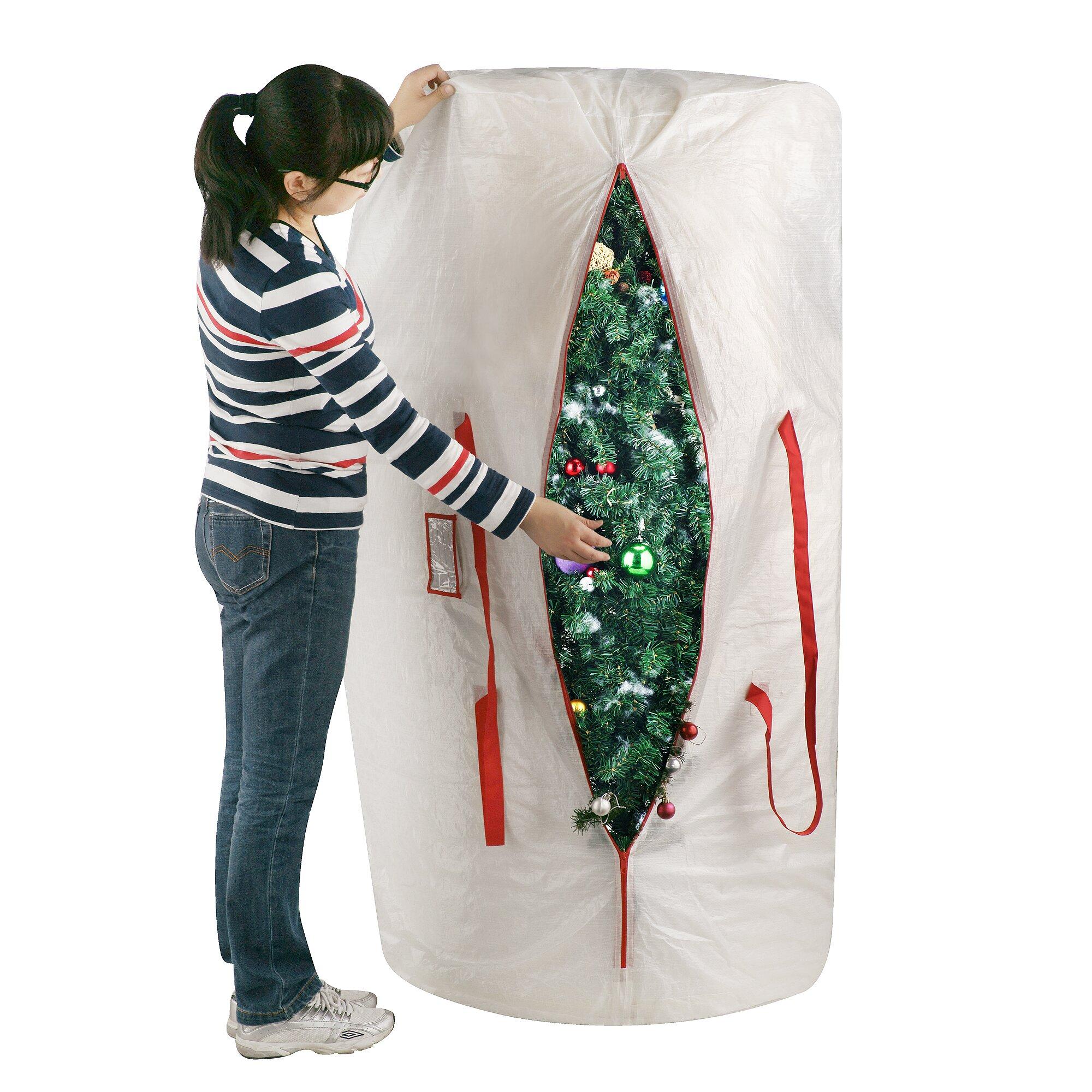 Storage bags for christmas trees - Elf Stor Premium Holiday Christmas Tree Storage Bag