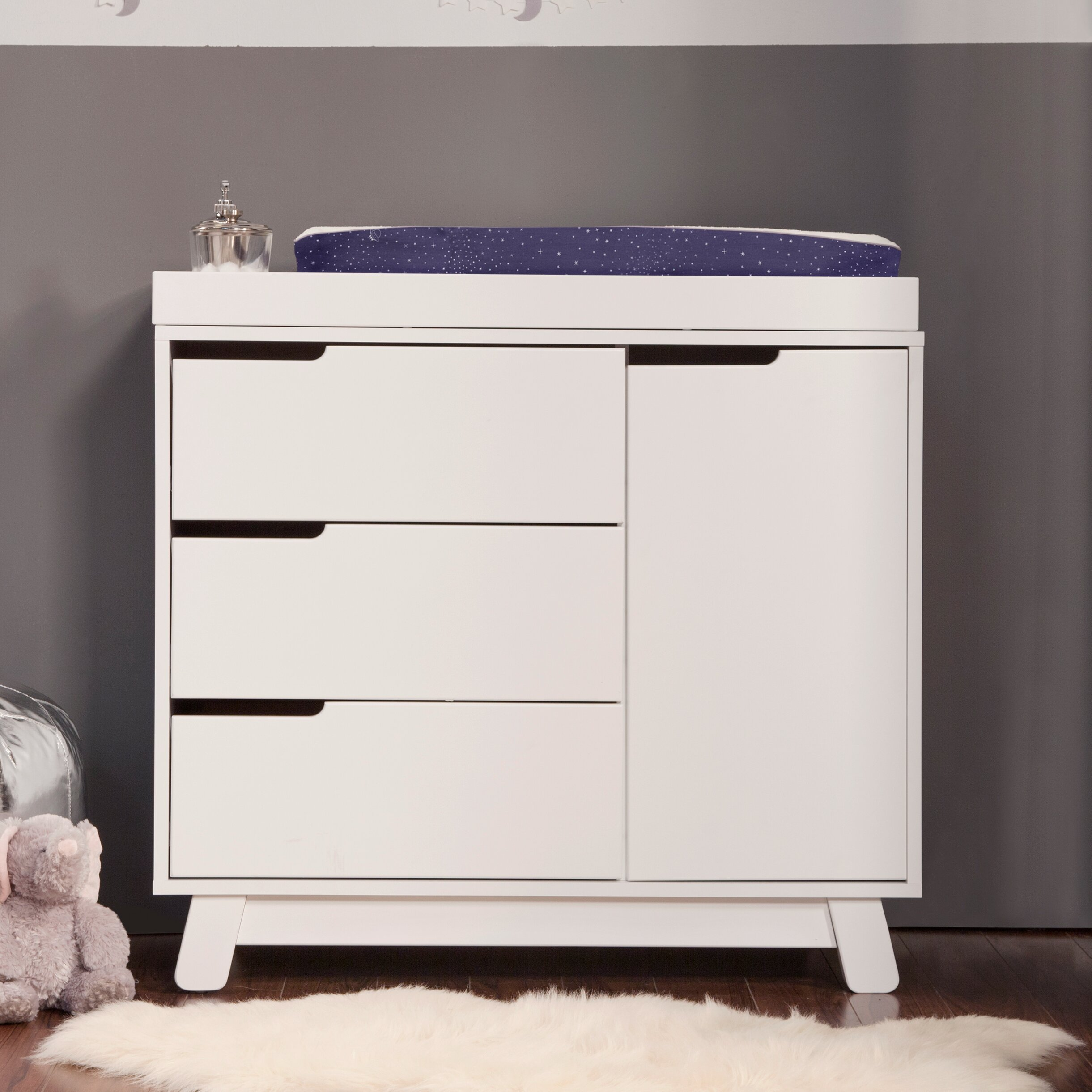 Great Babyletto Hudson 3 Drawer Changing Table U0026 Reviews Wayfair