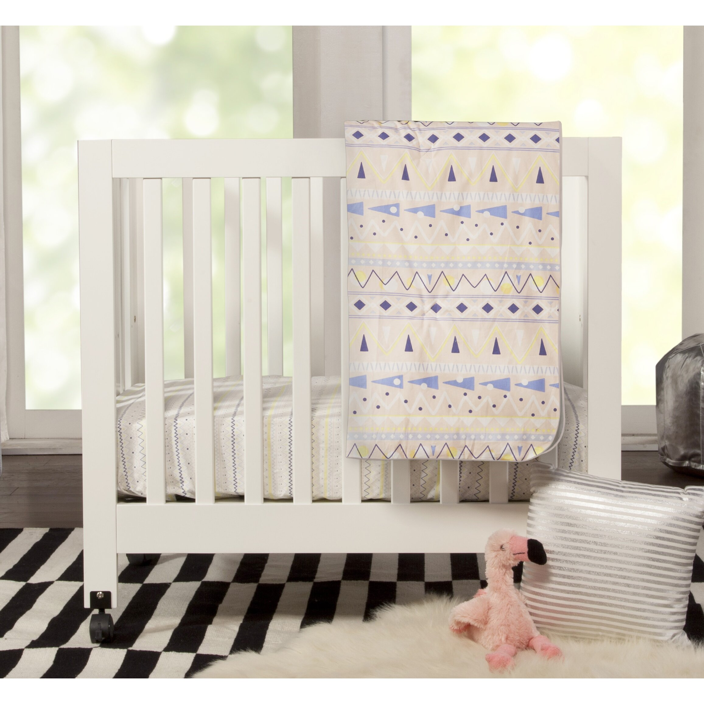Used crib for sale toronto - Babyletto Origami Portable Mini Crib