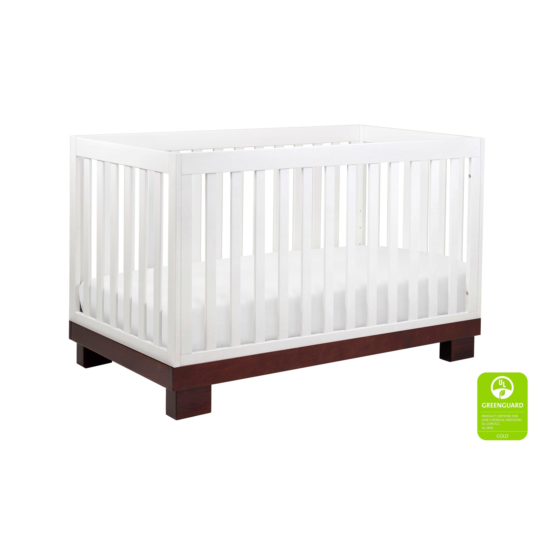 Babyletto Modo 3 In 1 Convertible Crib Amp Reviews Wayfair Ca