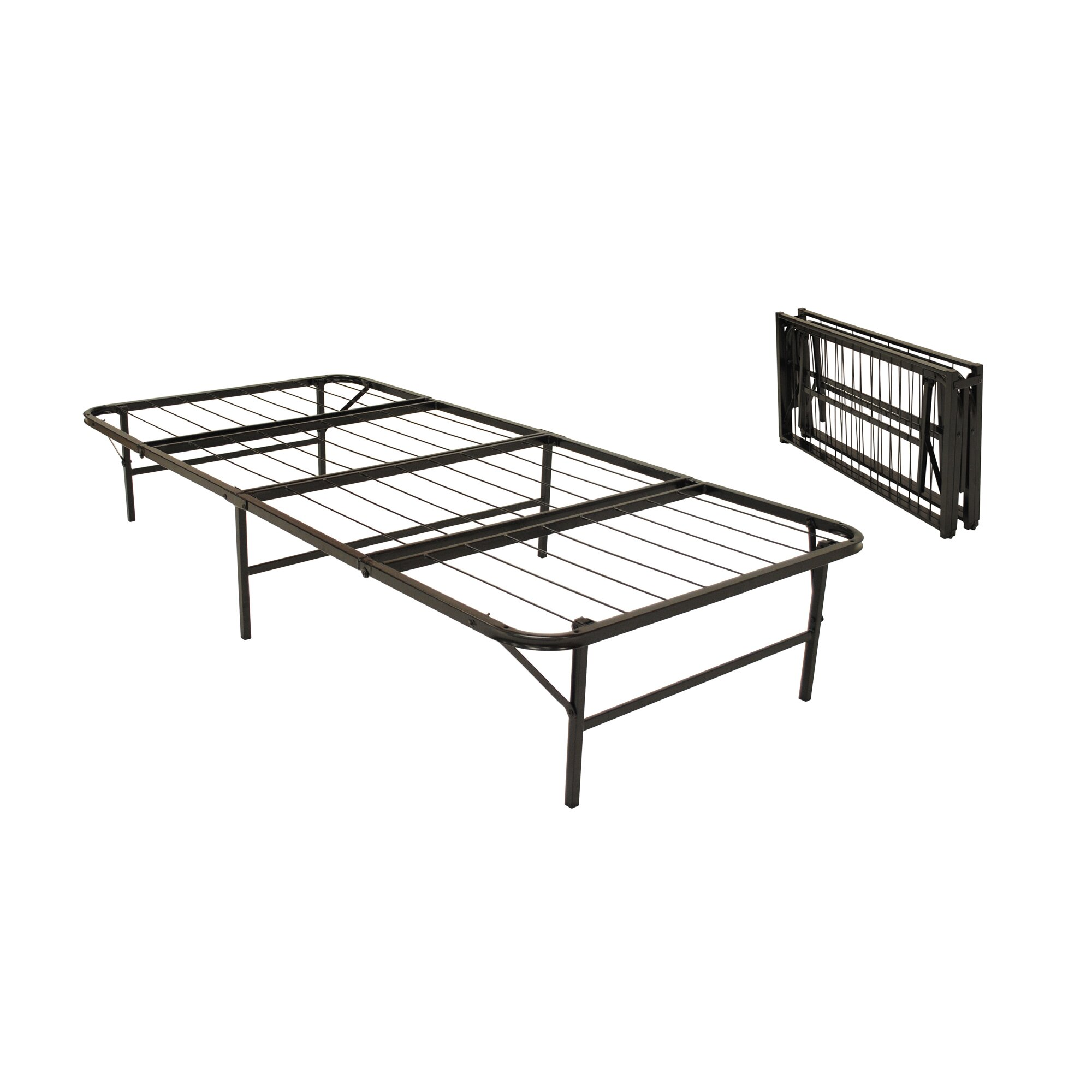 pragma bed quad fold bed frame set