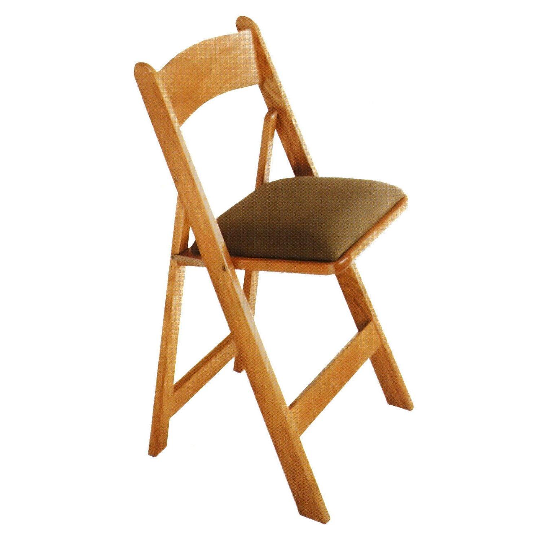Kestell Furniture Oak Folding Chair Amp Reviews Wayfair