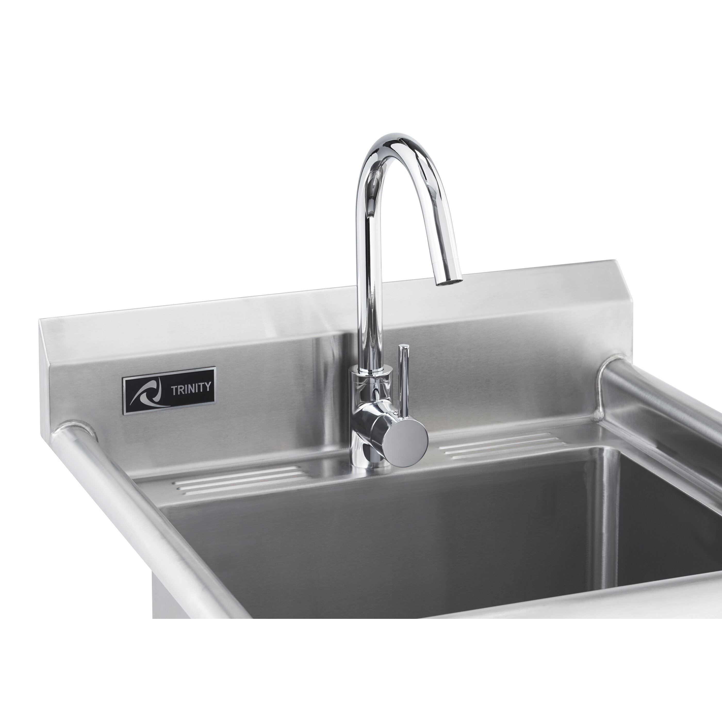 Stainless Steel Sink Cost : Trinity 23