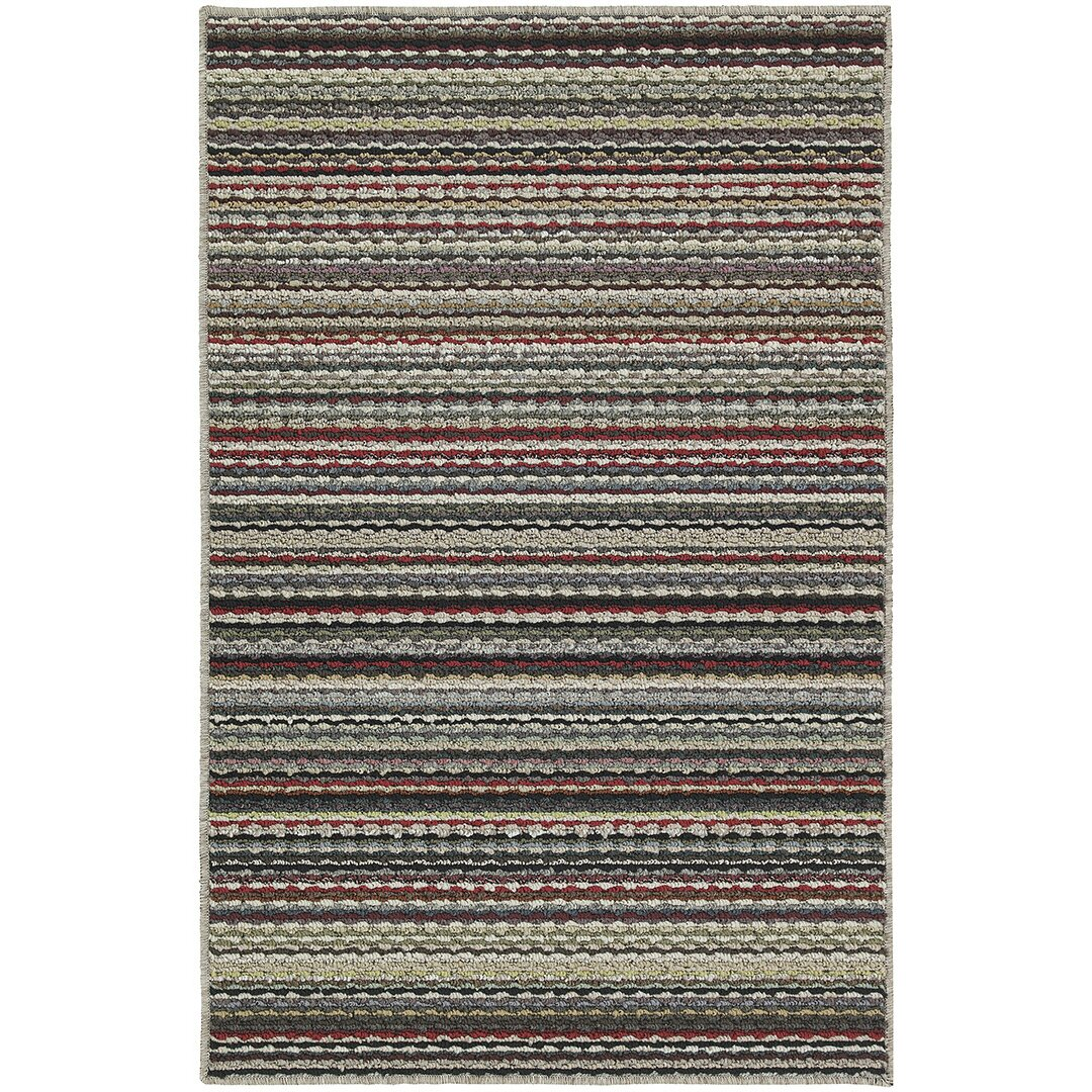 Garland Rug Carnival Stripe Area Rug Reviews Wayfair
