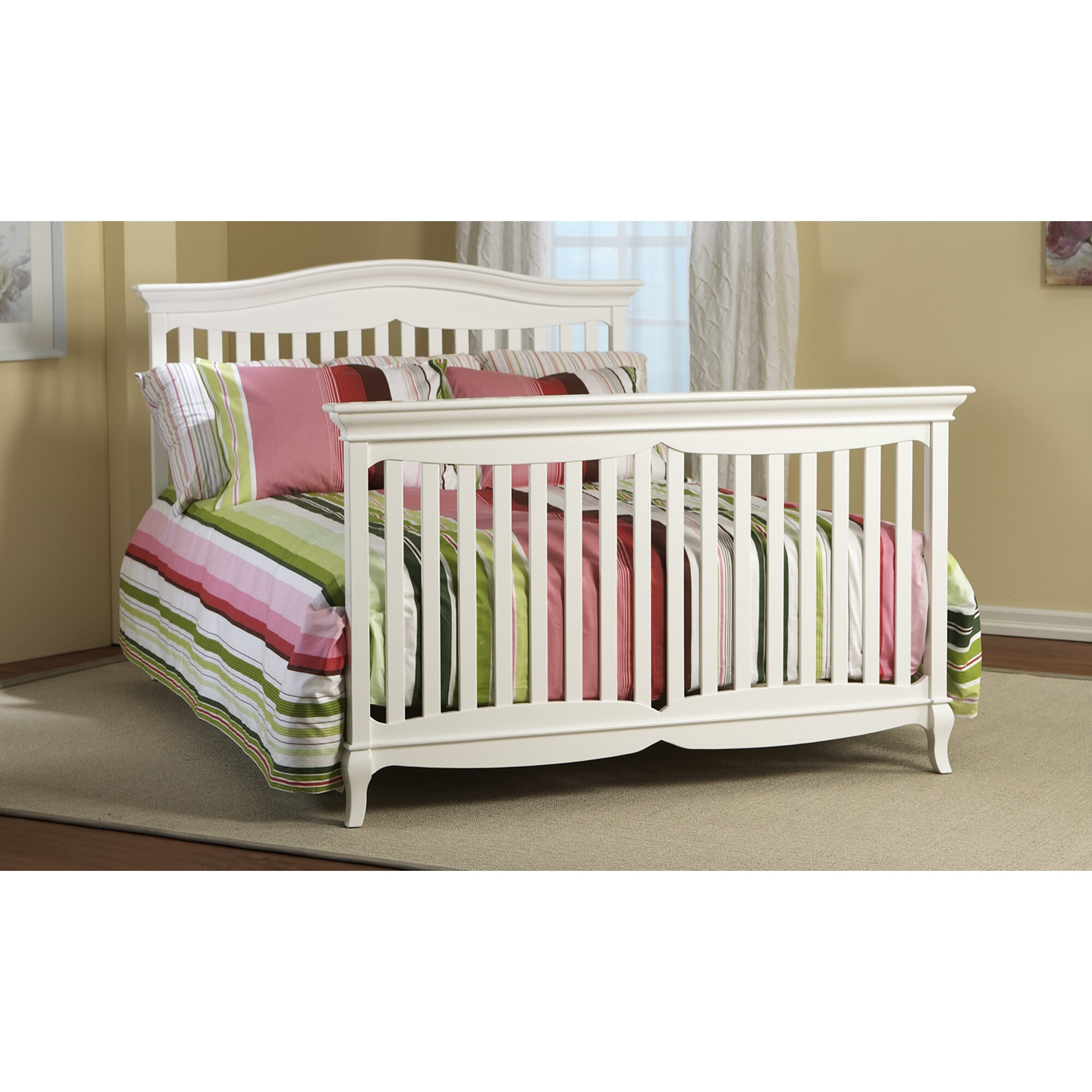 Pali crib for sale used - Pali Mantova 4 In 1 Convertible Crib