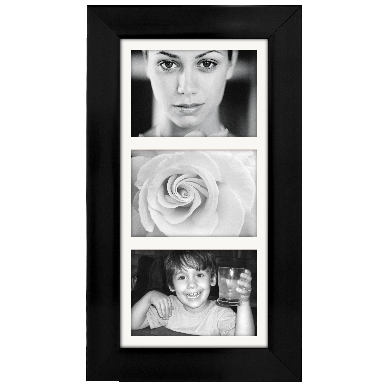 malden manhattan 3 opening hanging picture frame