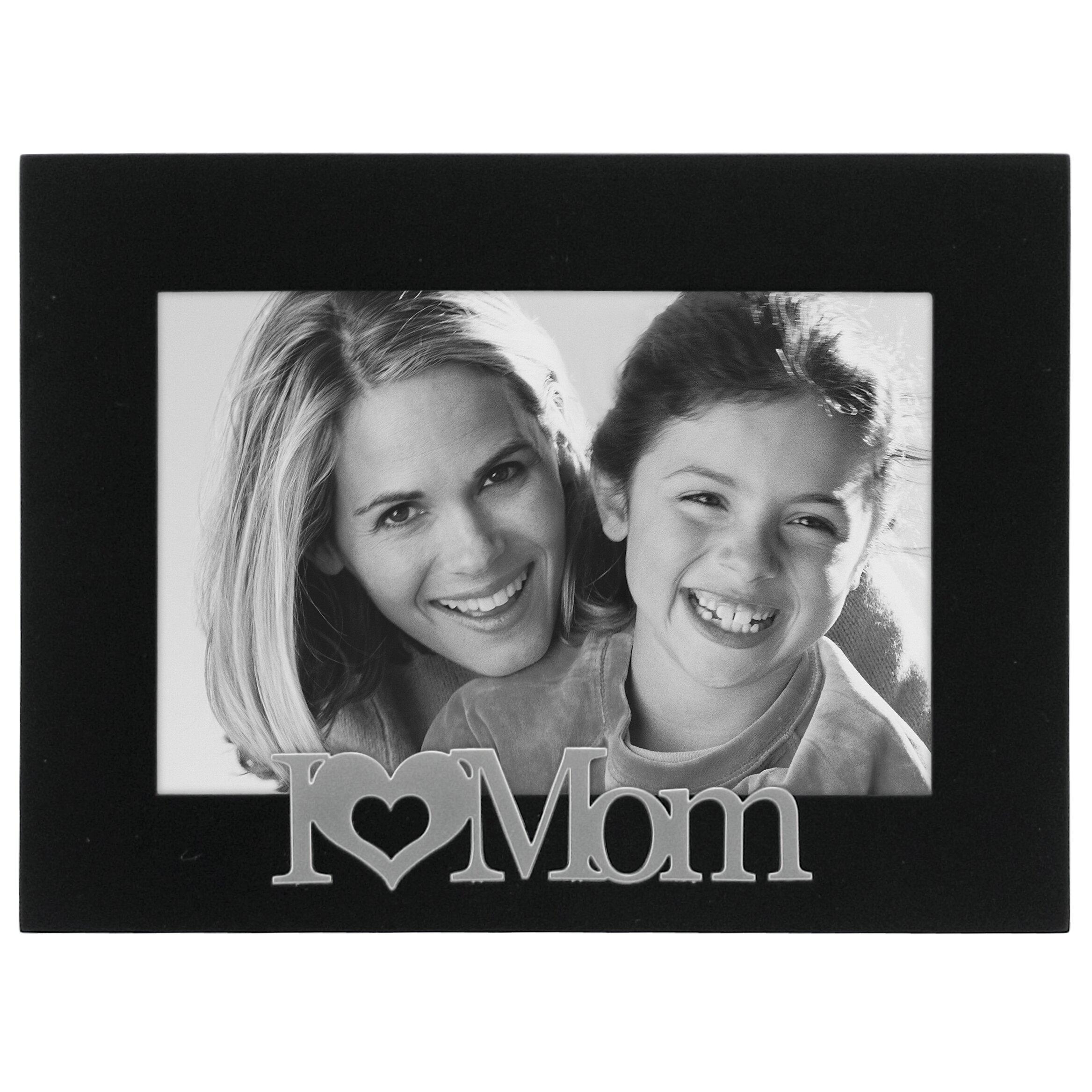 malden expressions i love mom picture frame