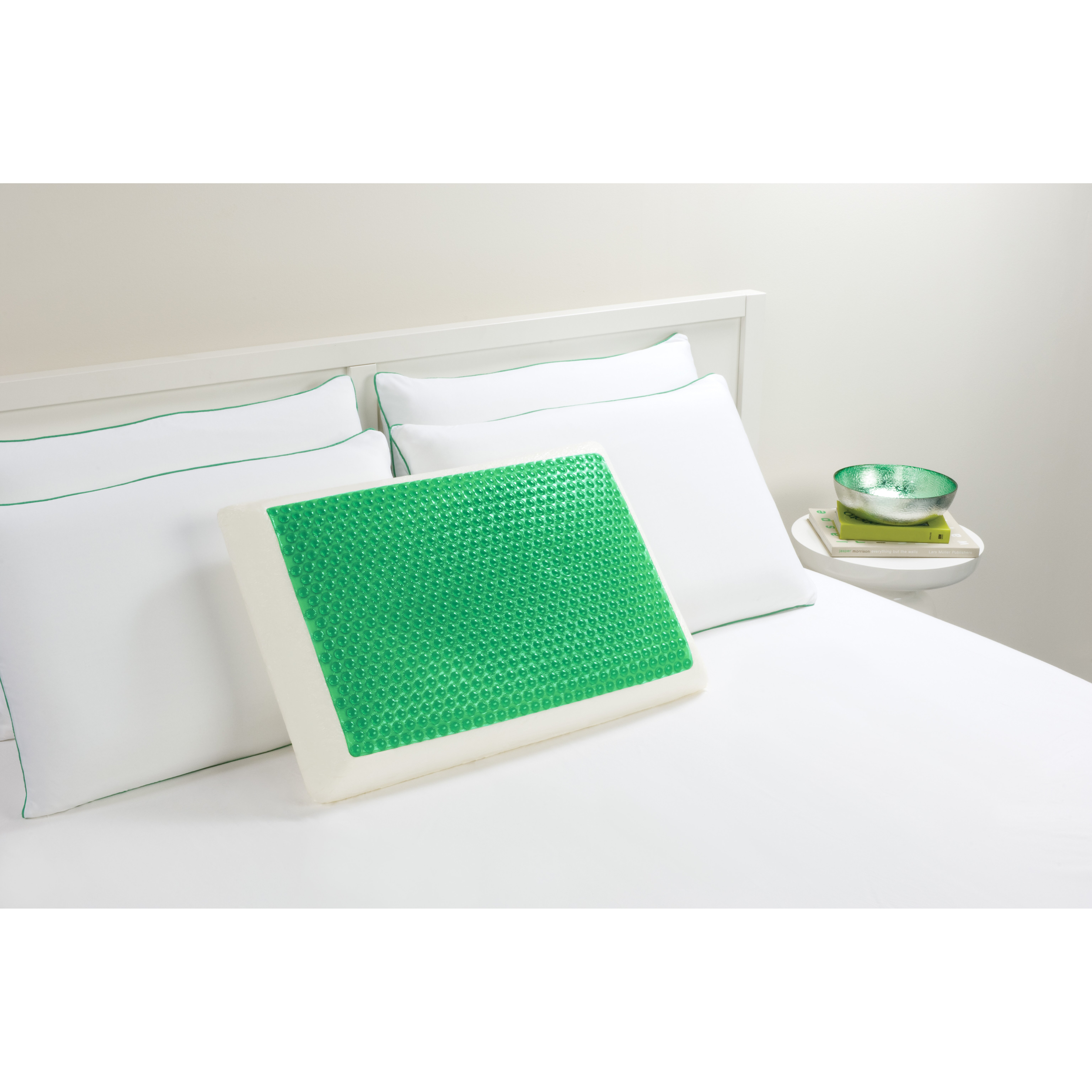 fort Revolution Bubble Bed Memory Foam Standard Pillow
