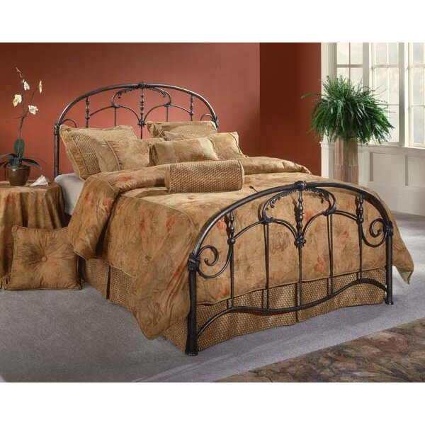 Hillsdale jacqueline panel bed reviews wayfair for Furniture 2 day shipping