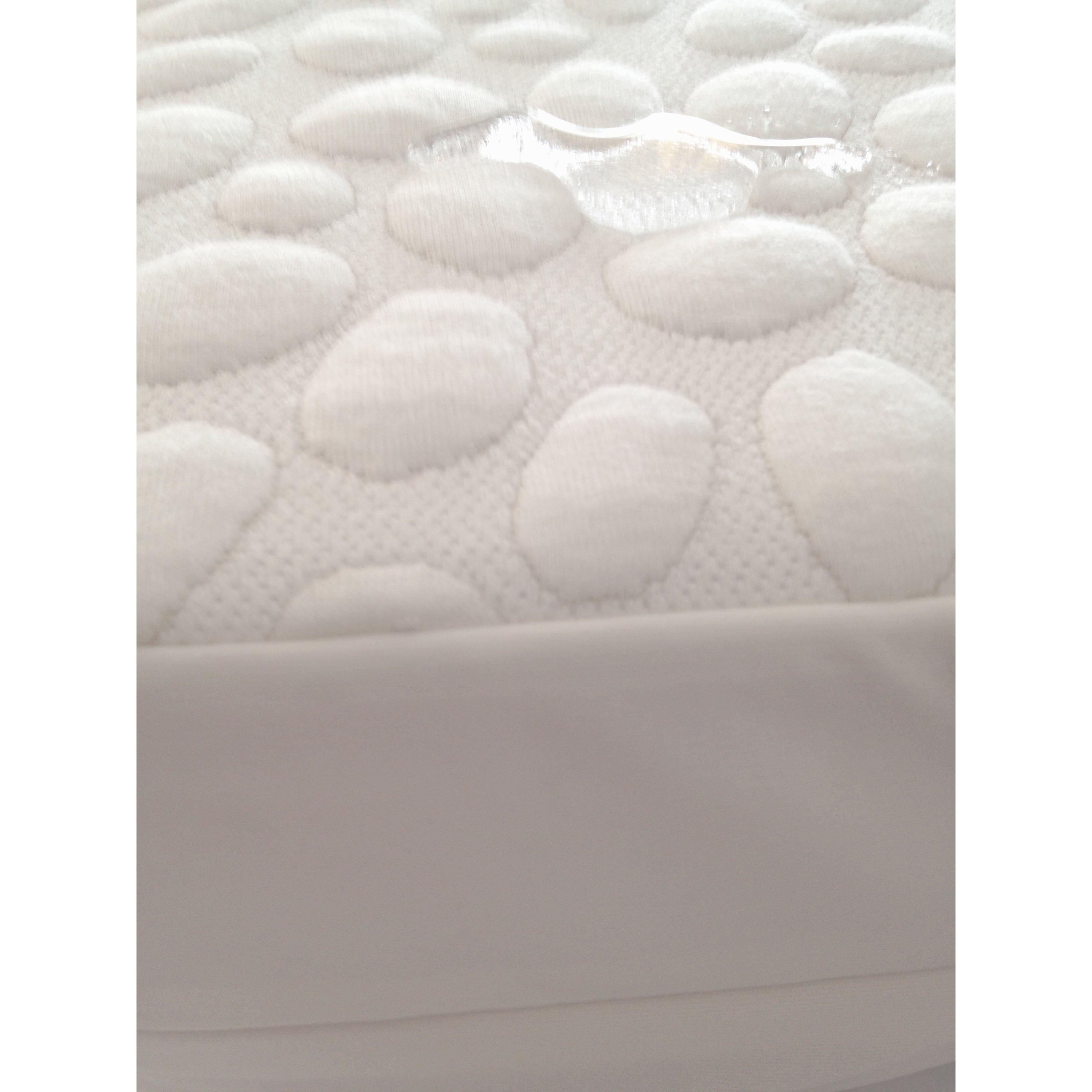 Tencel Mattress Review Dream Decor Pebbletex Tencel Crib Bed Bug Encasement | Wayfair