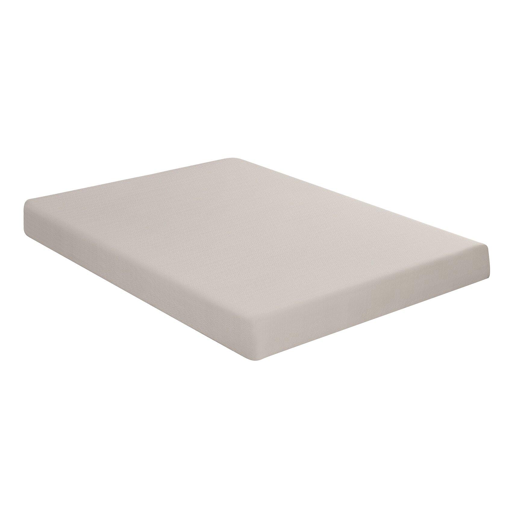 Signature Sleep Memoir 8 Firm Memory Foam Mattress Reviews