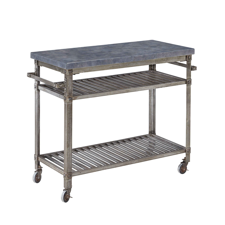 Great Portable Bar Cart Outdoor Patio Furniture
