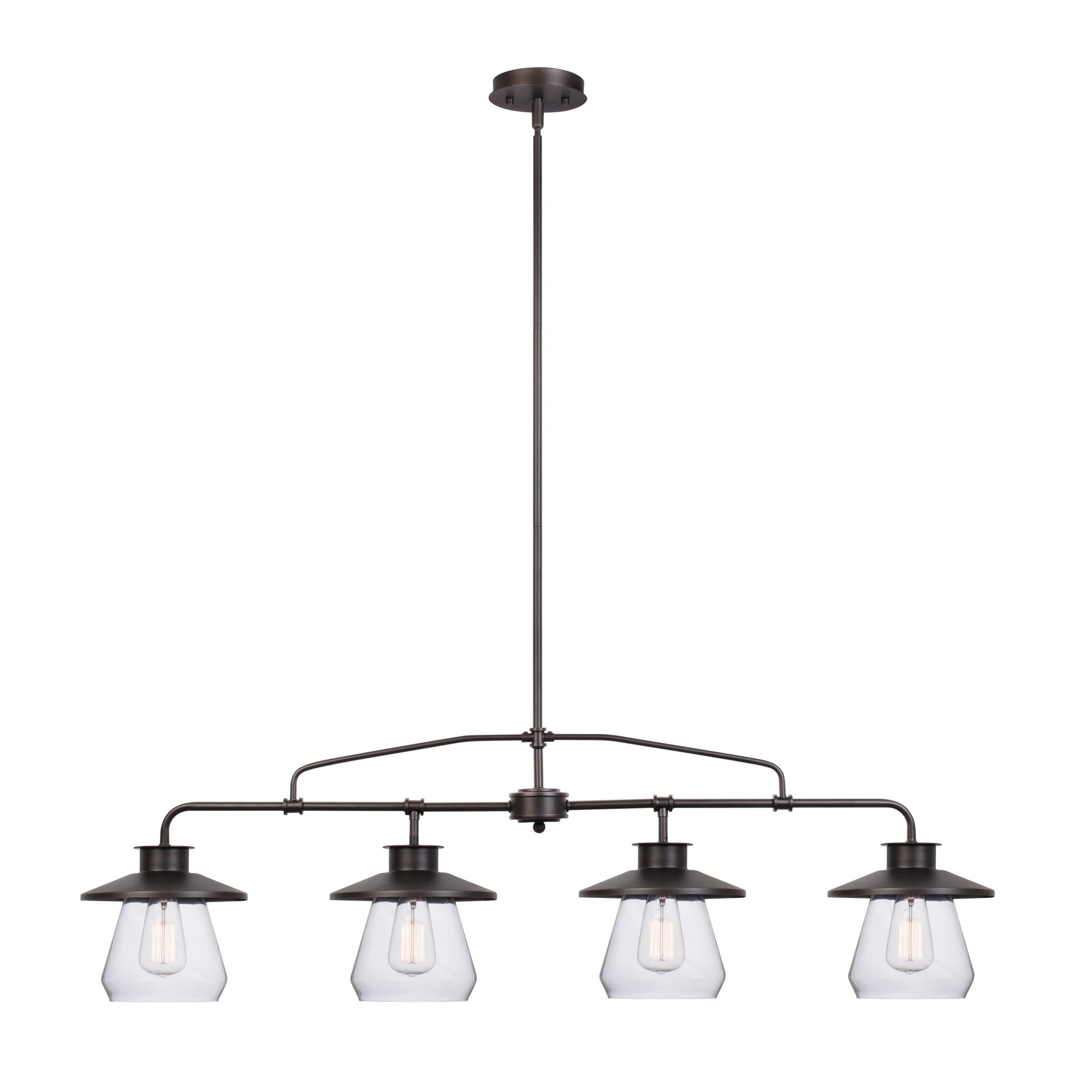 Multi Pendant Lighting Kitchen Island Lights Youll Love Wayfair