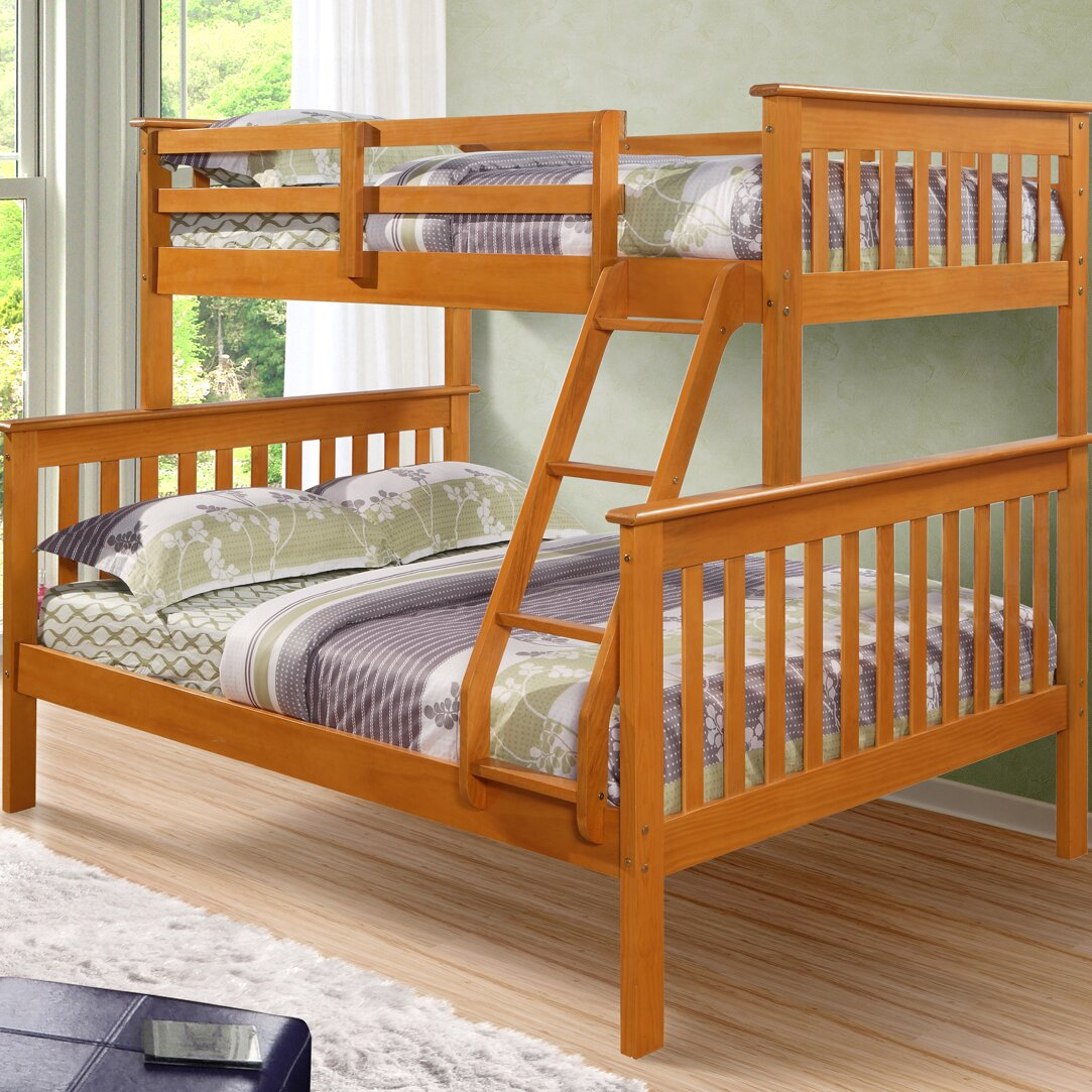 Donco Kids Twin over Full Bunk Bed & Reviews