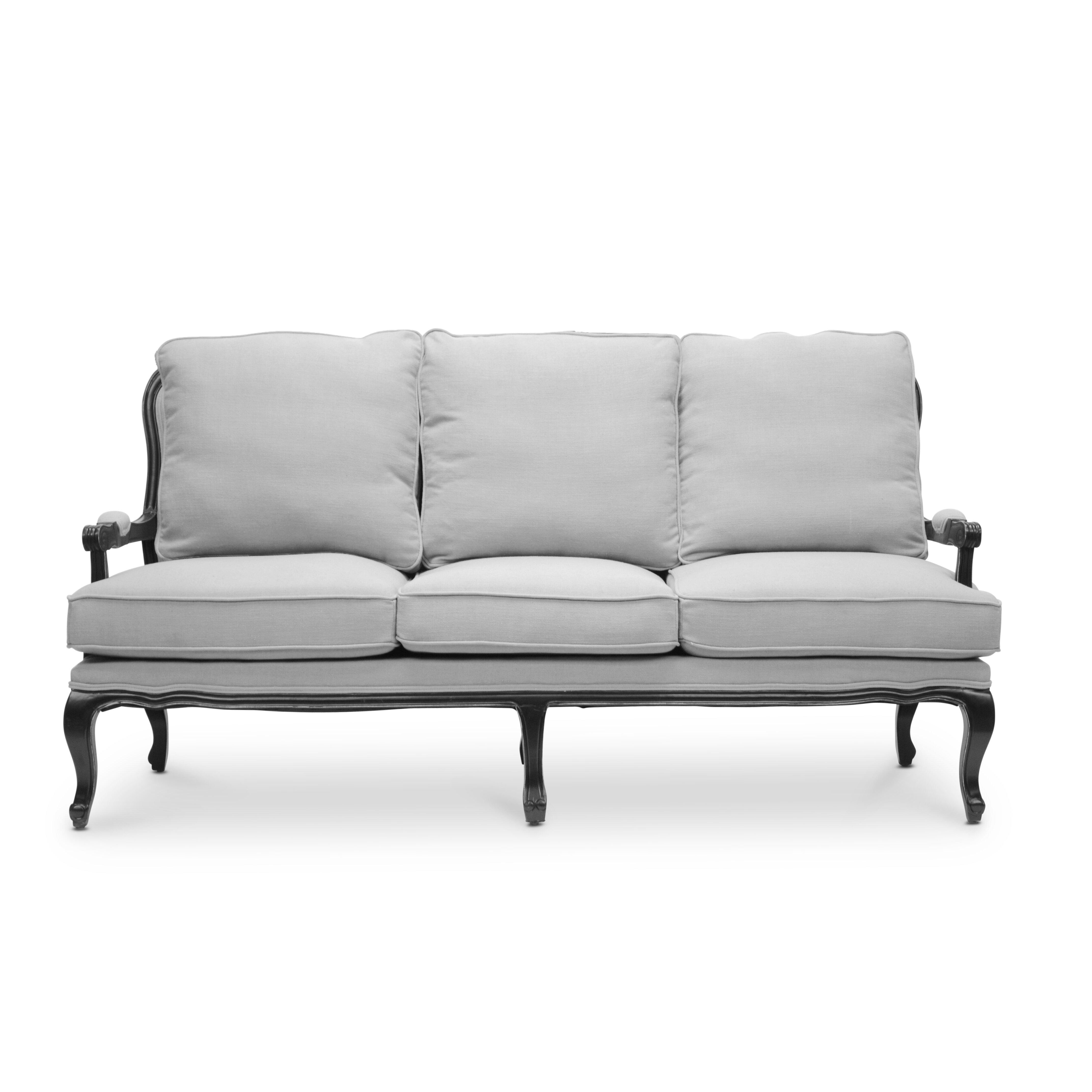 French Tufted Sofa hmmi