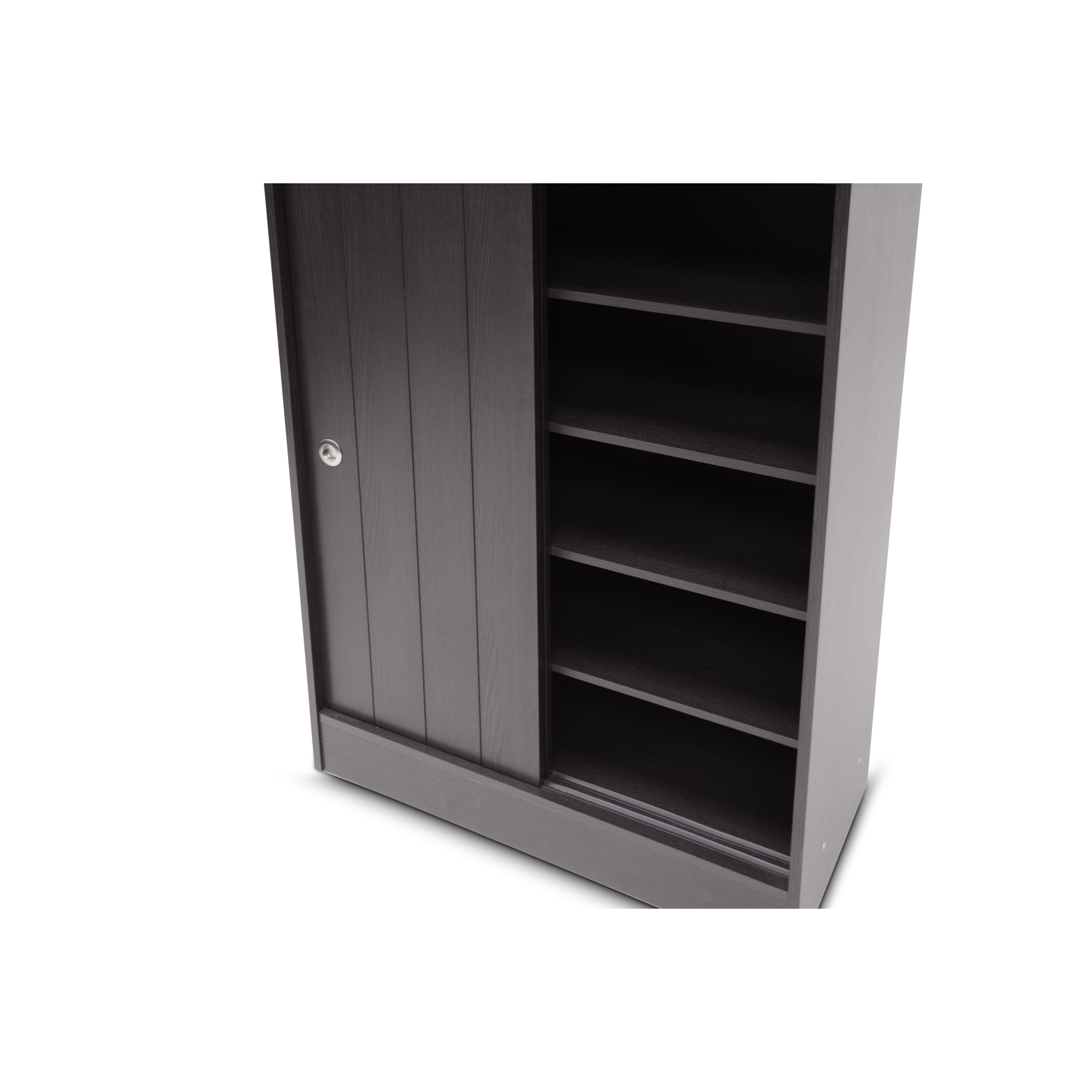 18 Storage Cabinet Wholesale Interiors Baxton Studio 18 Pair Shoe Storage Cabinet