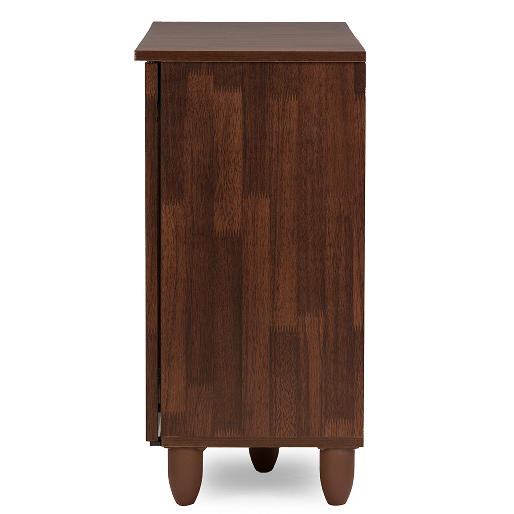 Storage Cabinet Wood Wholesale Interiors Baxton Studio Fernanda 12 Pair Shoe Storage